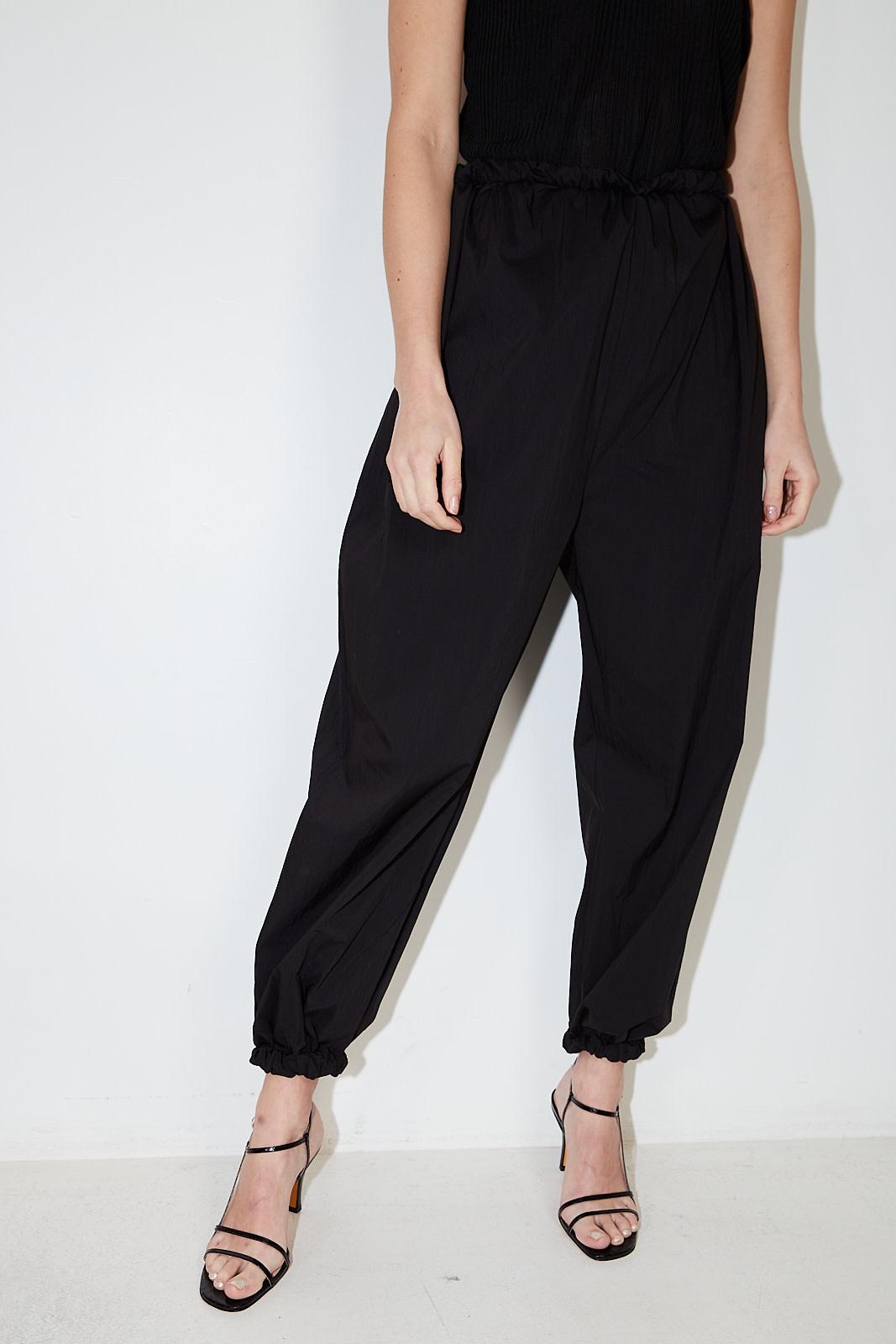 Aeron - Coupe cotton blend pants