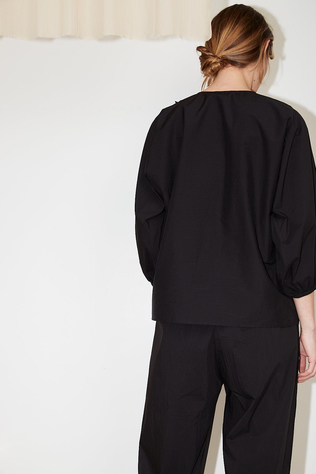 Aeron - Mimi cotton blend top