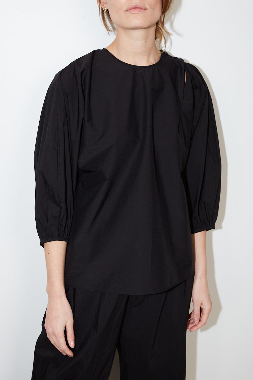 Aeron Mimi cotton blend top