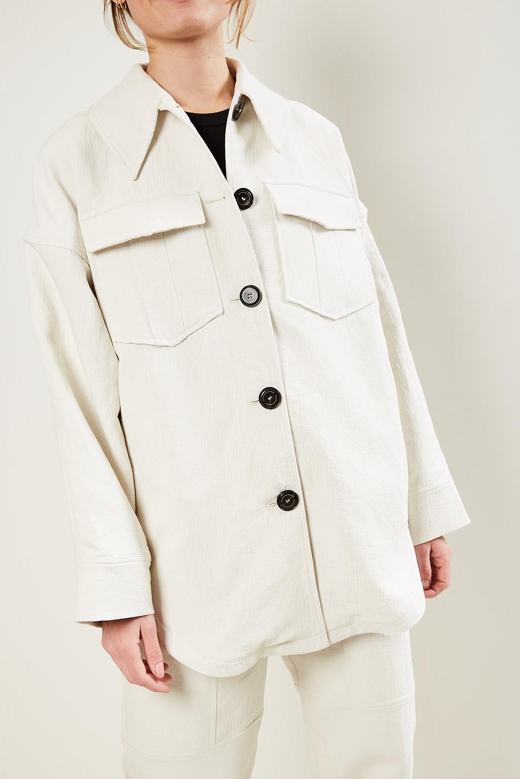 Les Coyotes de Paris - Athene cotton linen jacket