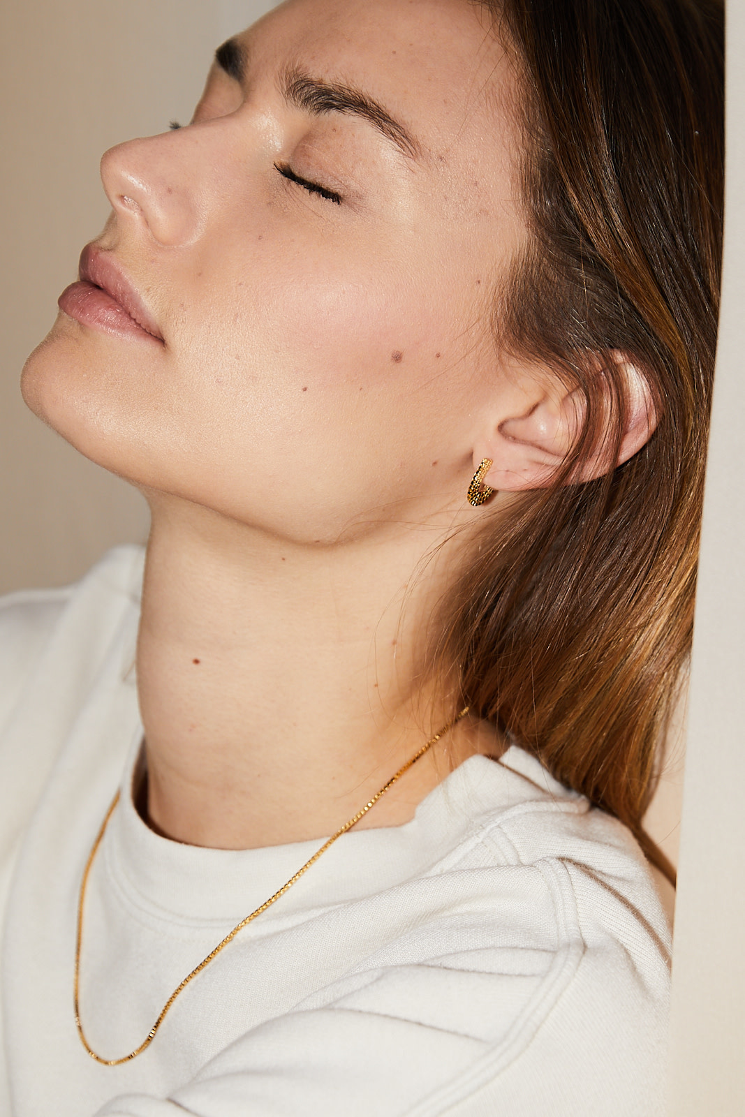 Martine Viergever - Lunae earrings