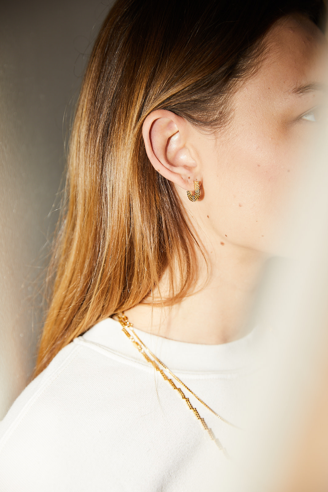 Martine Viergever Lunae earrings