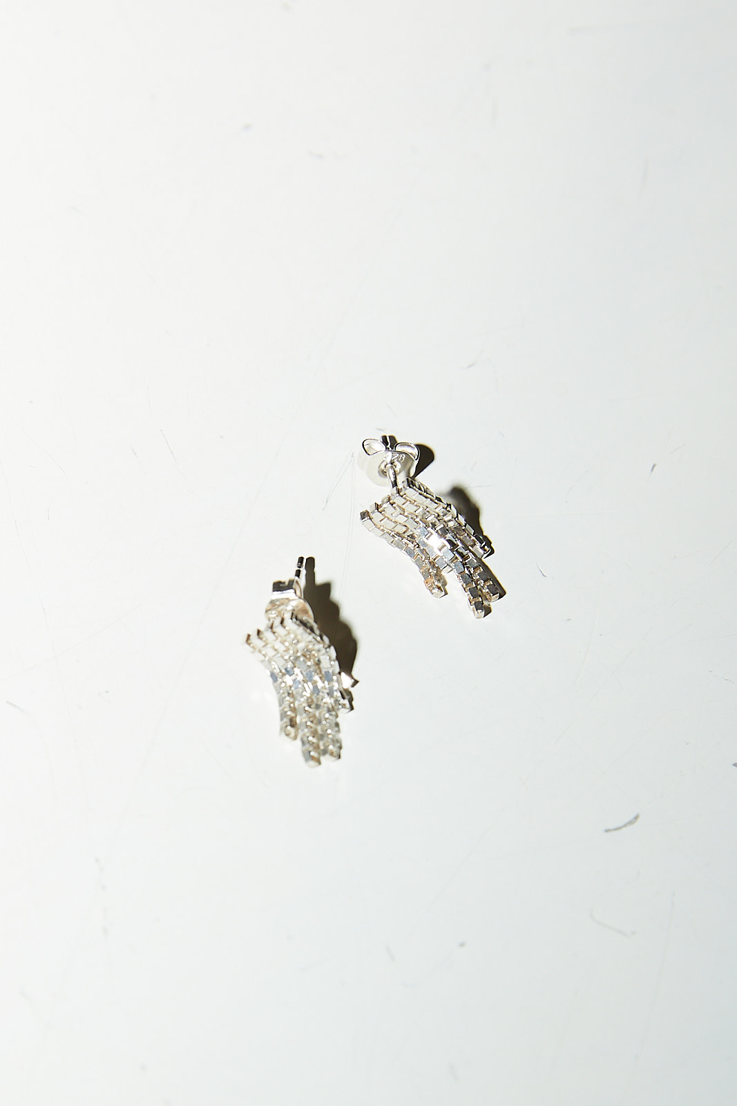 Martine Viergever Disco small earrings