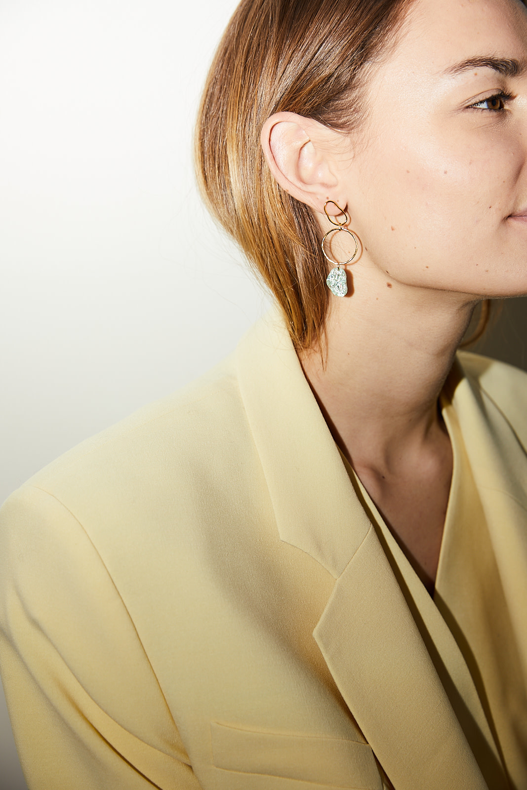 Future Rocks - Tide earings