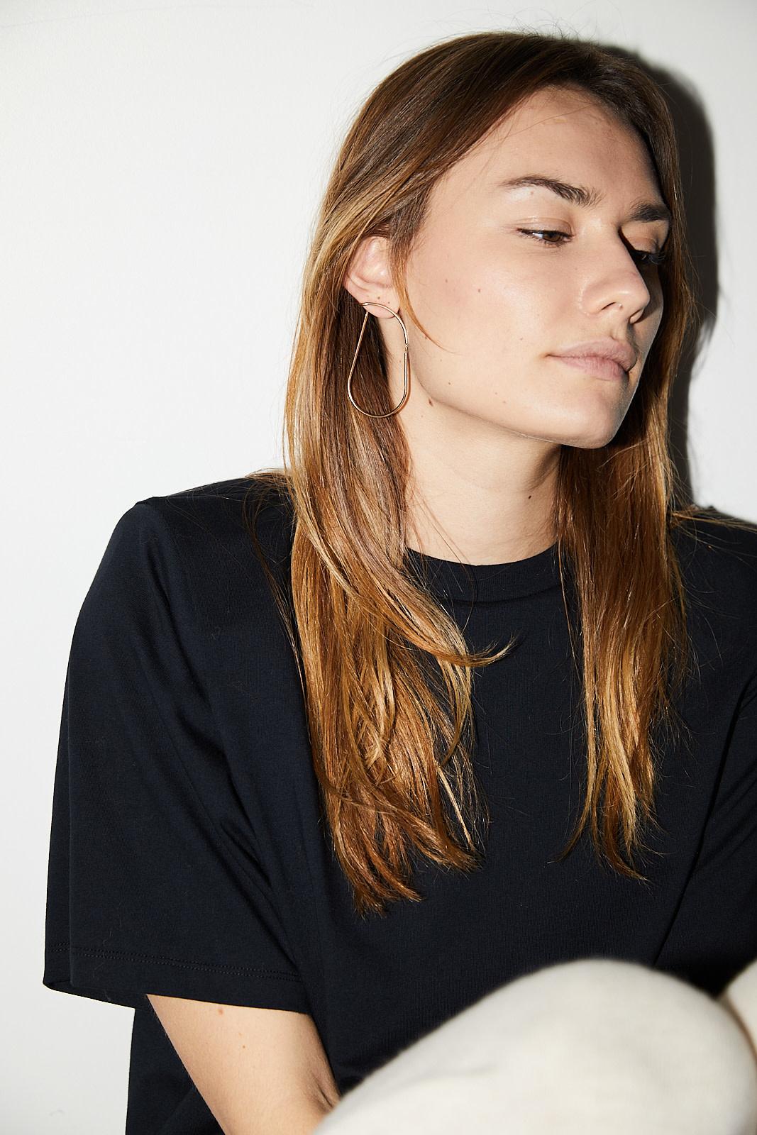 Annika Inez - Infinite fragment earrings