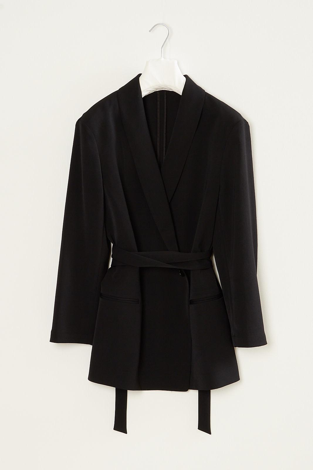 Drae - Bird shawl collar jacket