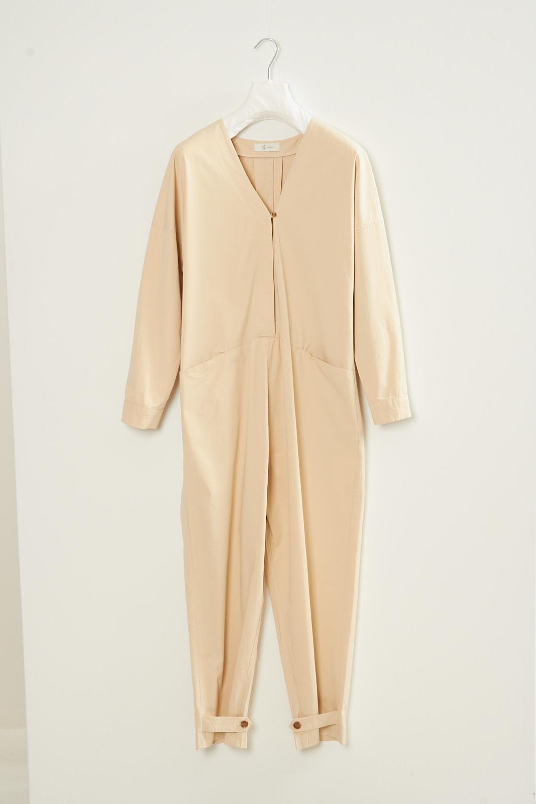 Drae - Len cotton jumpsuit