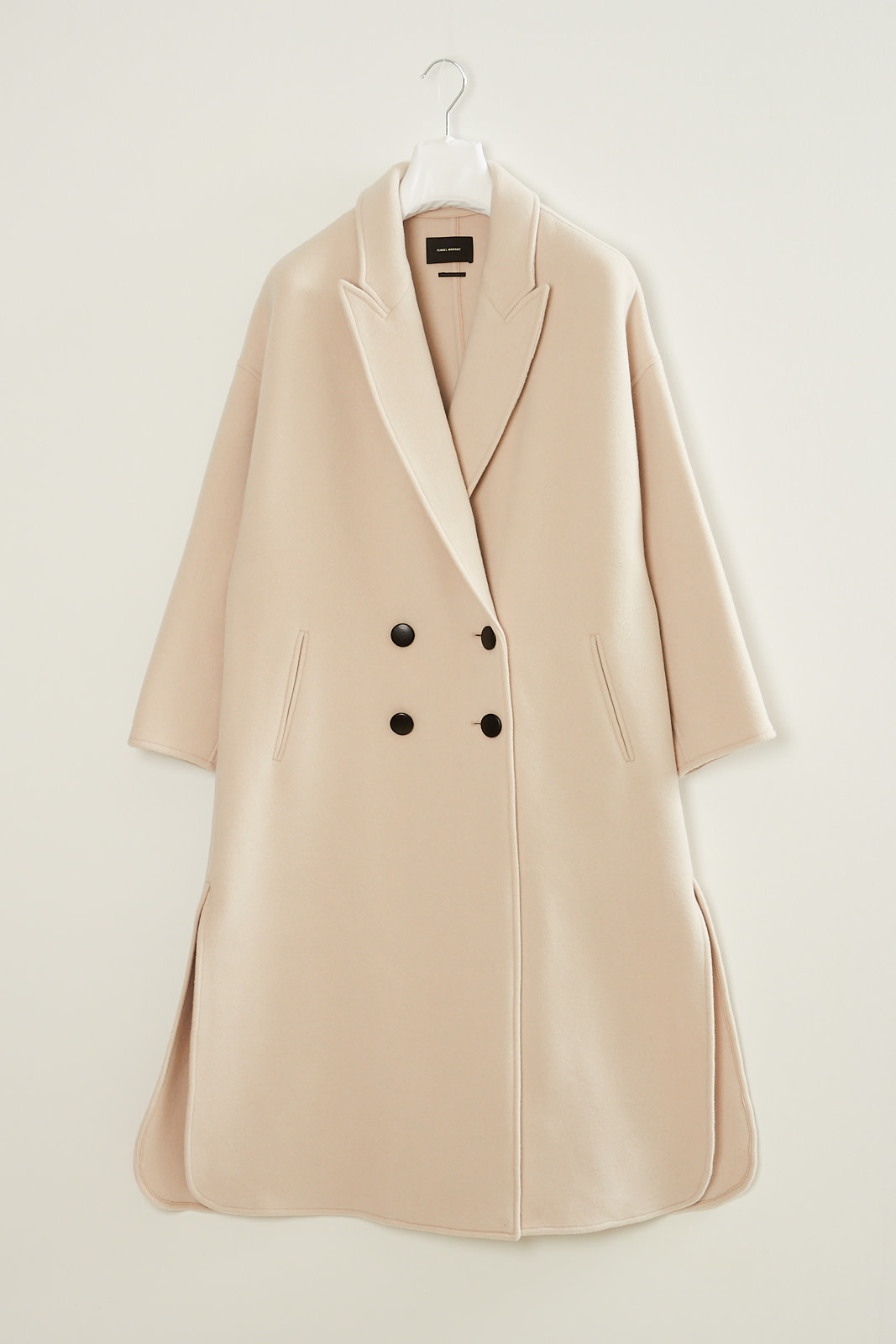 Isabel Marant - Felliot like a double coat