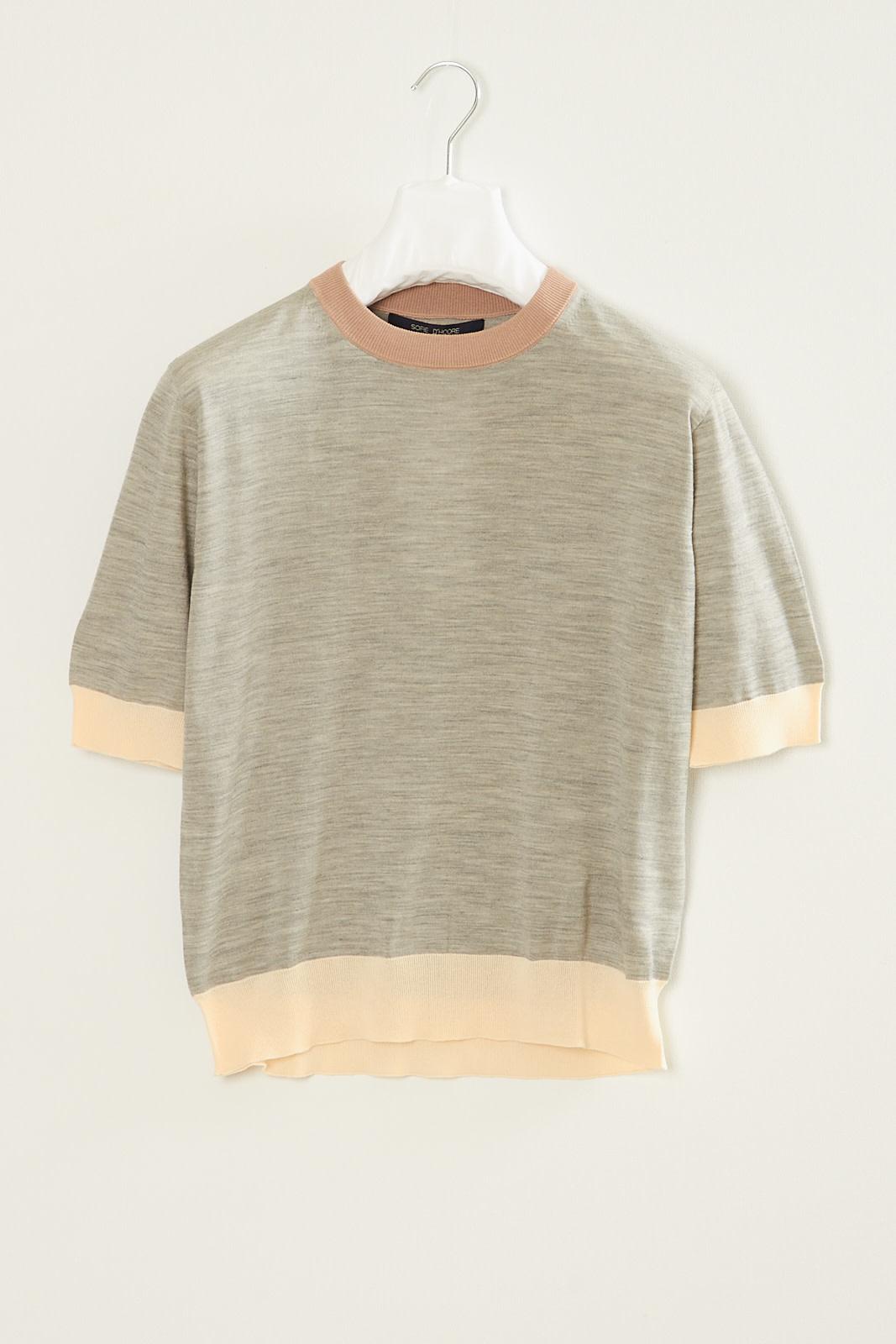 Sofie d'Hoore Muse extra fine merino sweater