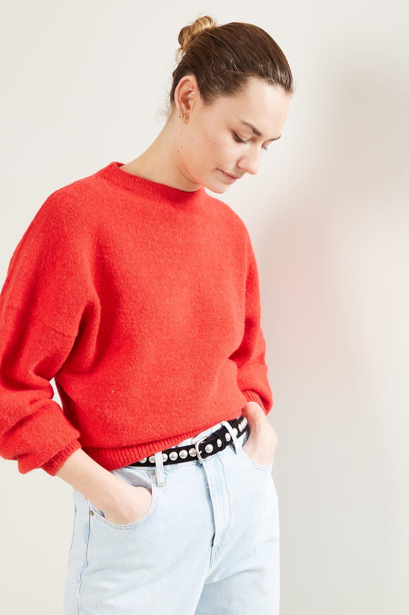 Etoile Isabel Marant - Halden fluffy knit sweater