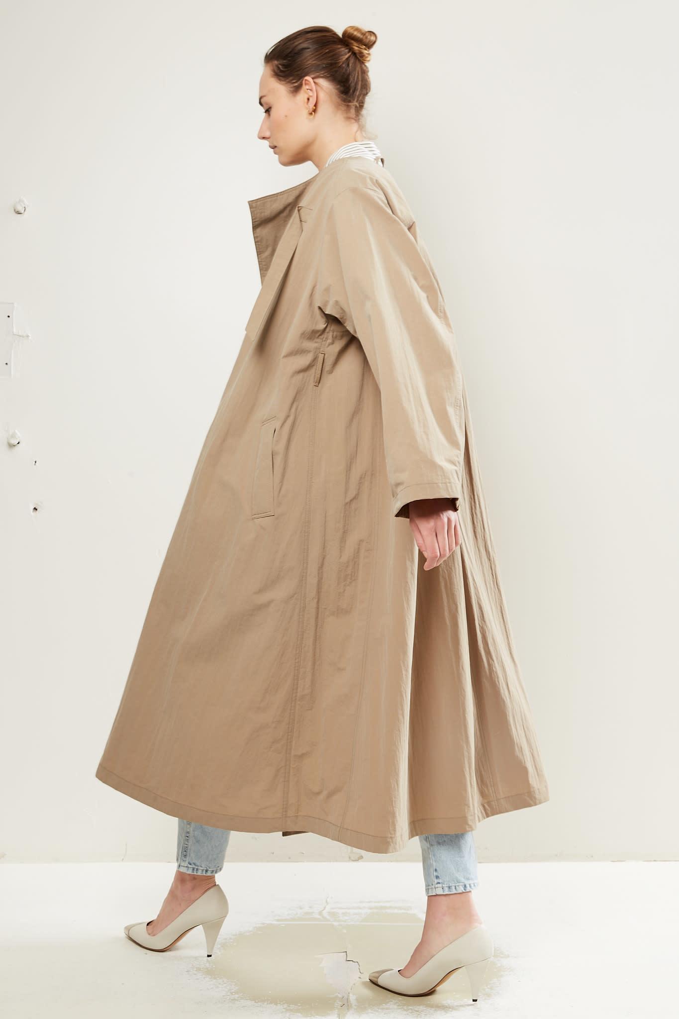 Isabel Marant - Ilifawn coated trench coat