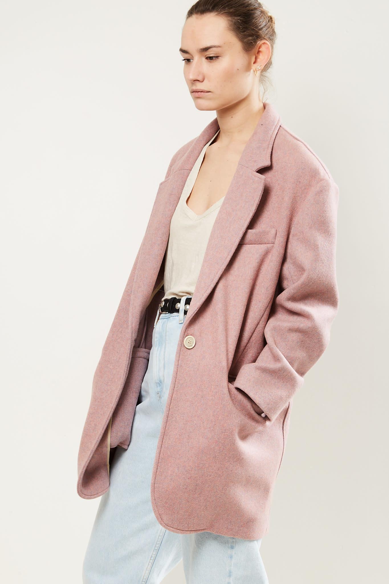 Etoile Isabel Marant latty fancy colored jacket