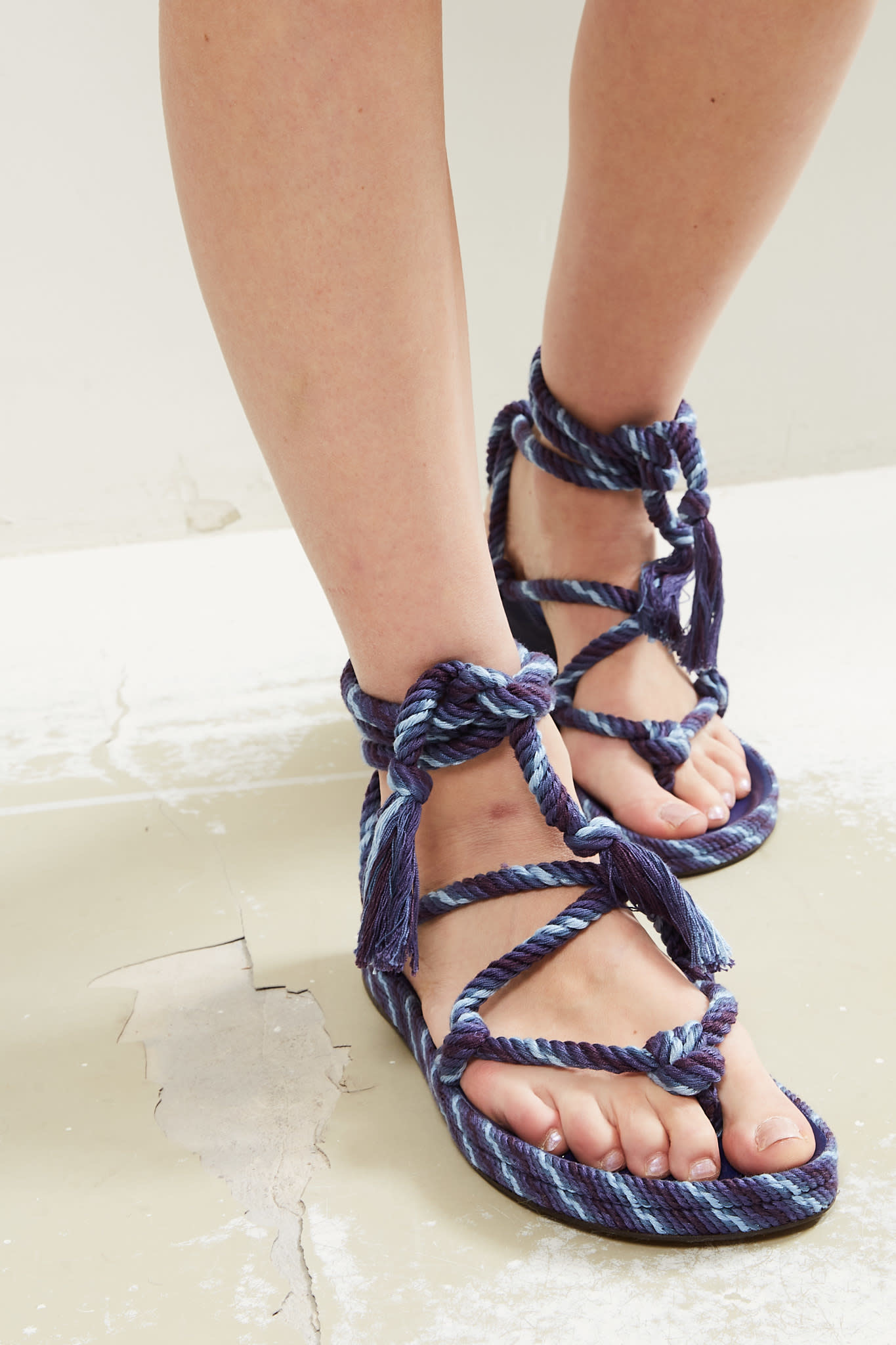 Isabel Marant - Erol rope sandals