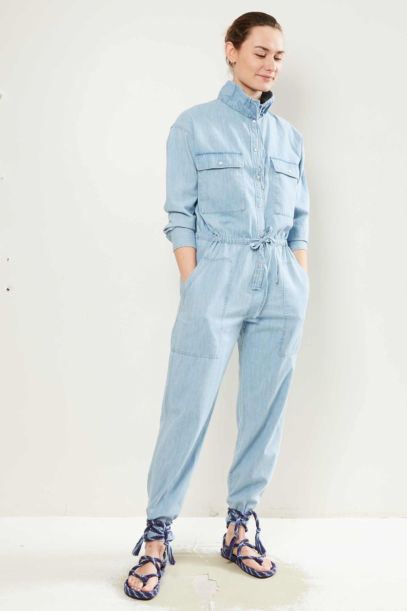 Etoile Isabel Marant Marvin jeans overall