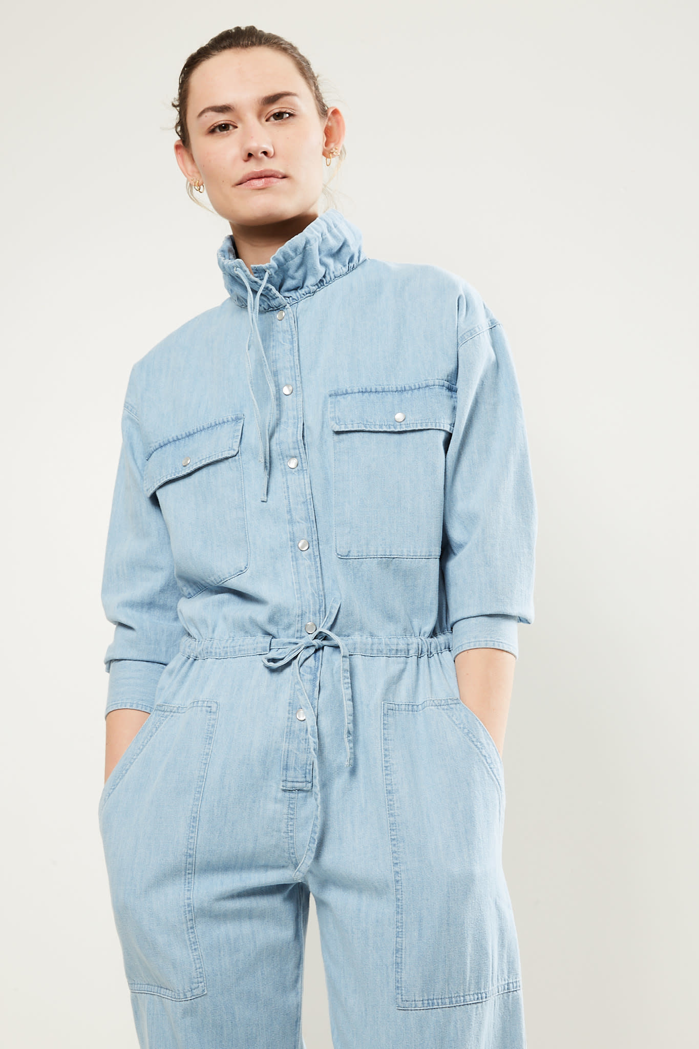Etoile Isabel Marant - Marvin jeans overall