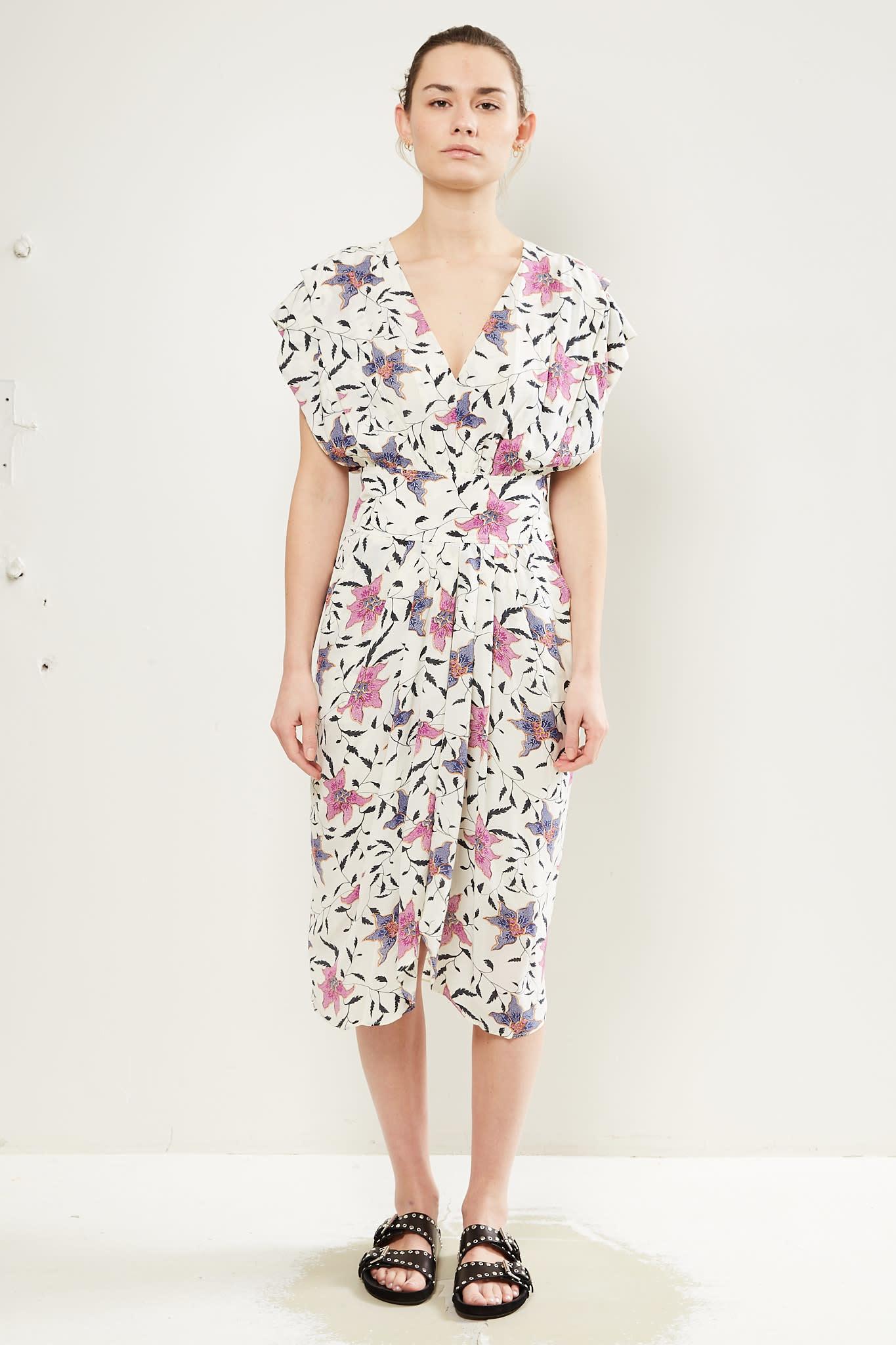 Etoile Isabel Marant - Omeya printed city dress