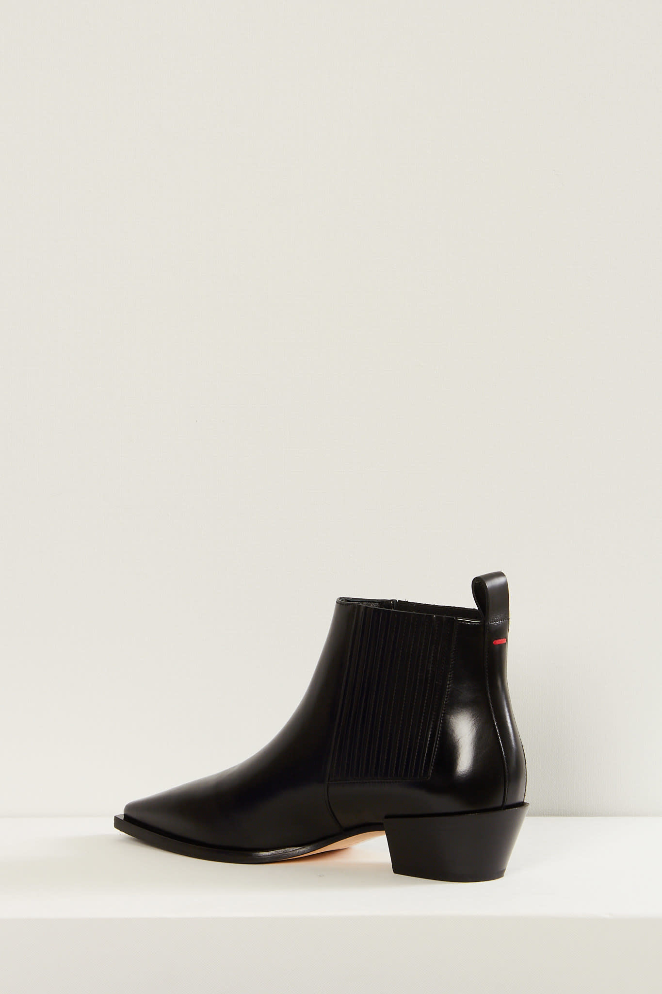 Aeyde - Bea calf leather boots