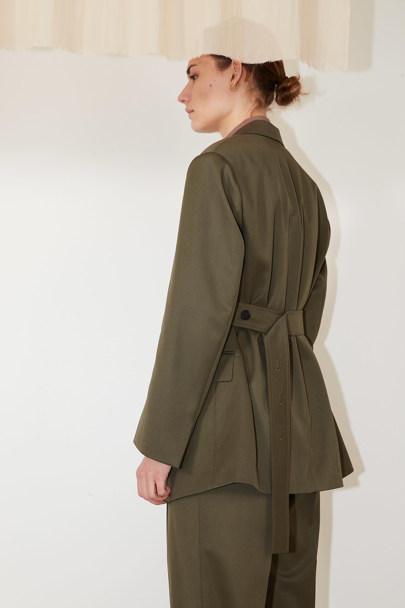 Drae Drae oversized jacket
