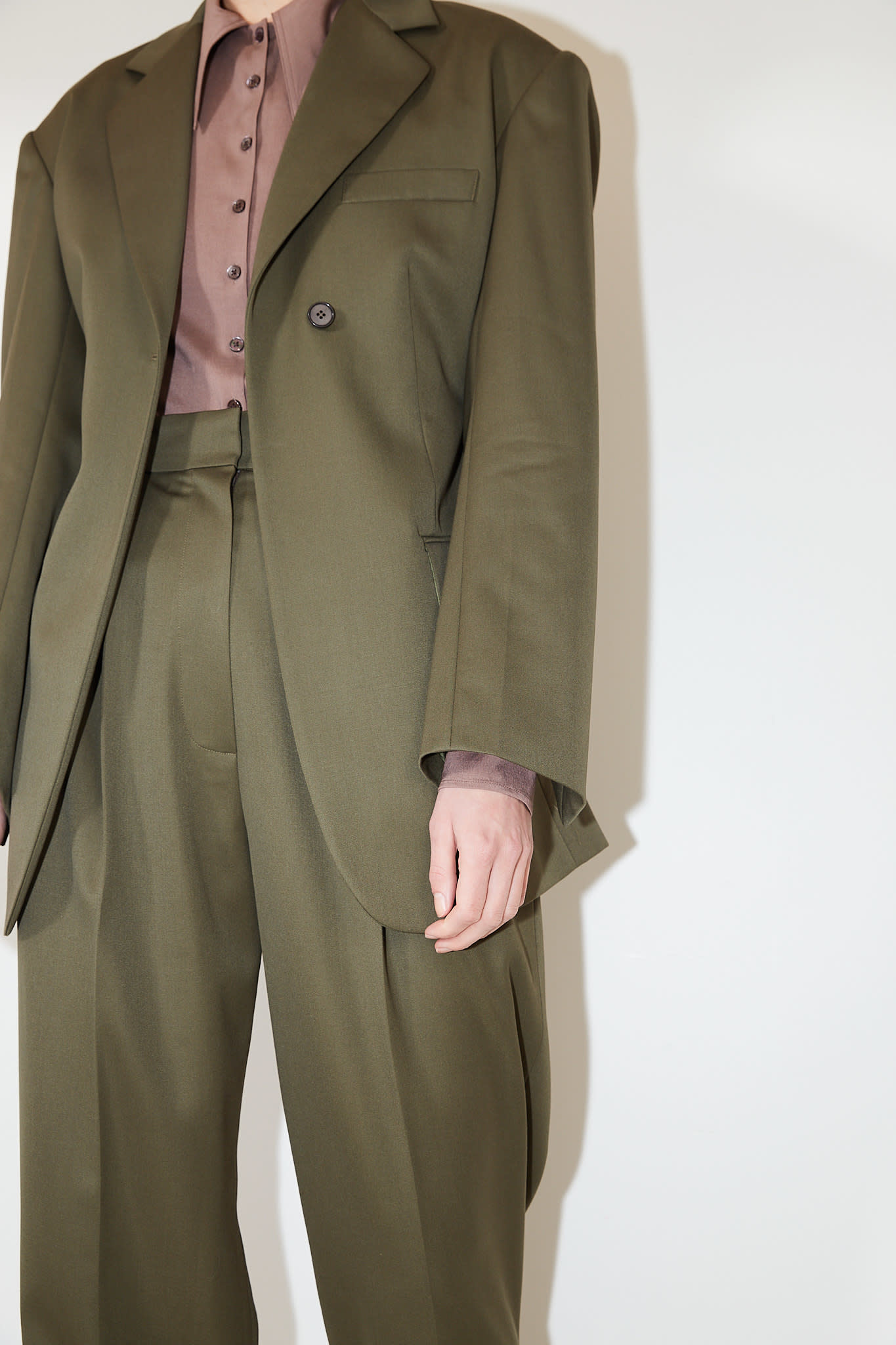 Drae - Drae oversized jacket