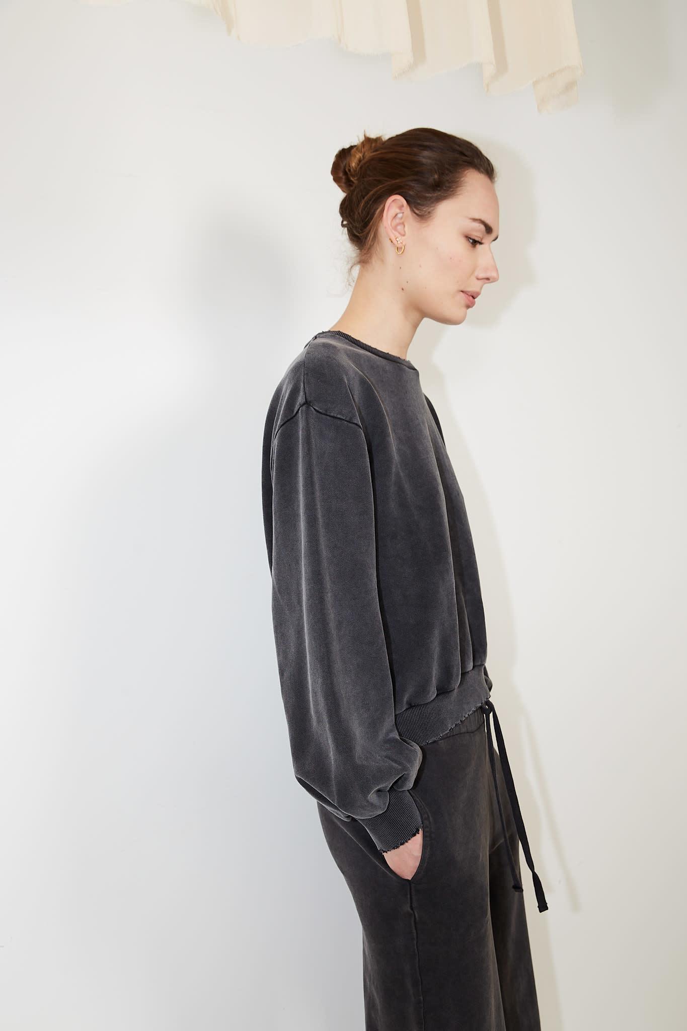ÂME - Clemence cotton sweatshirt