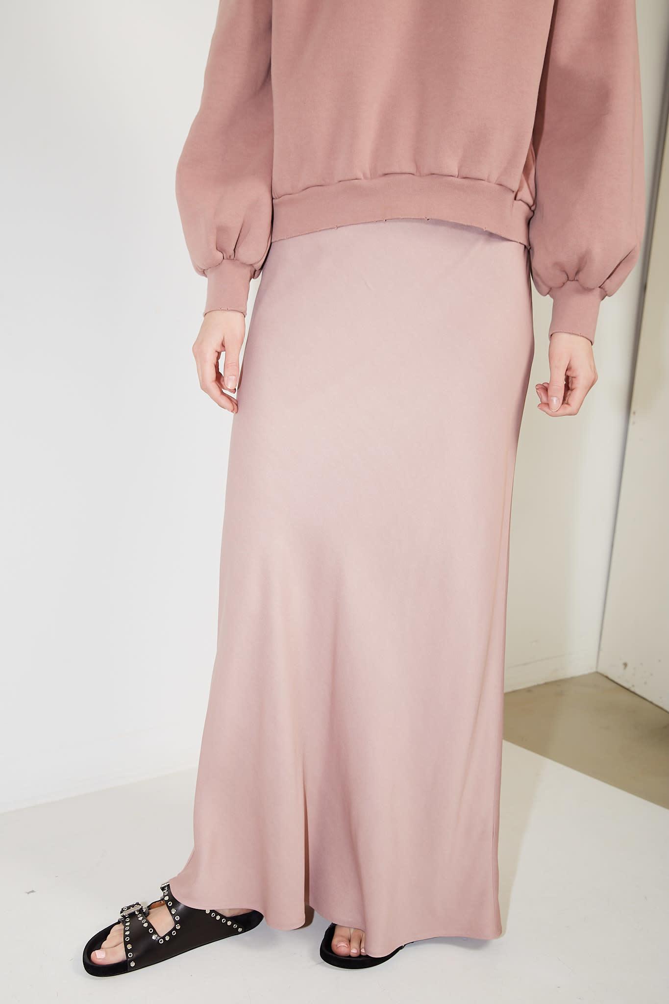 ÂME - Colette viscose long skirt