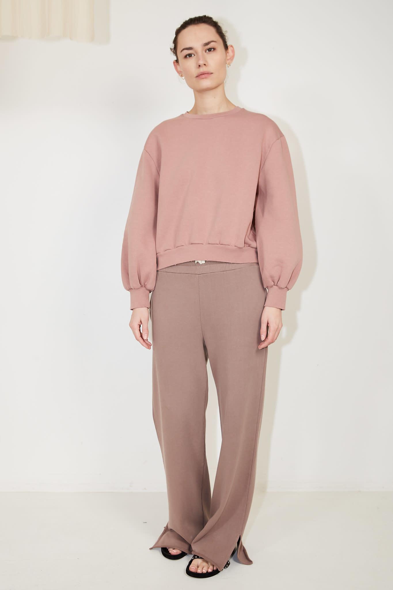ÂME - Dita cotton sweatpants