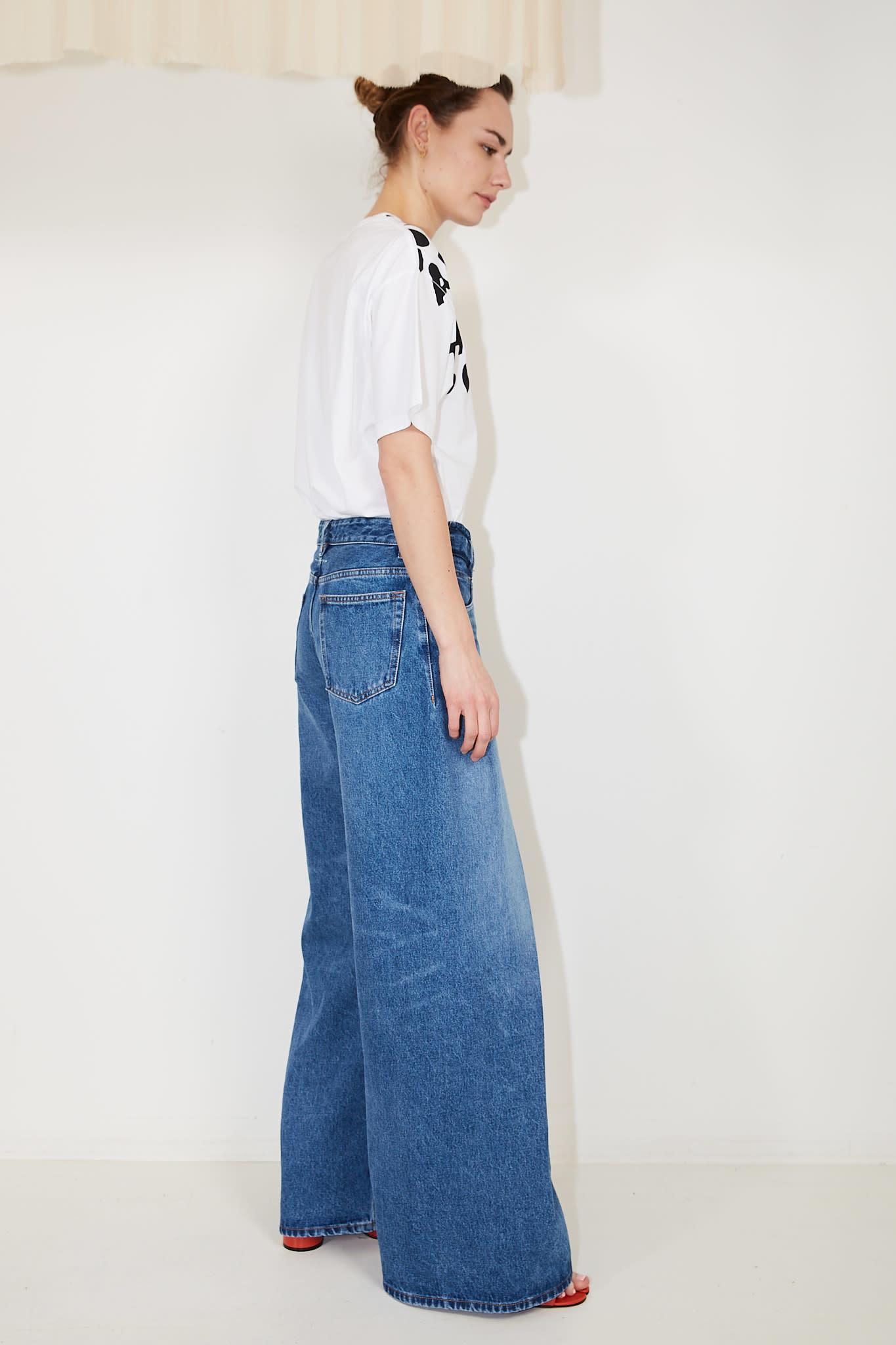 MM6 - Pants 5 pocket MM6
