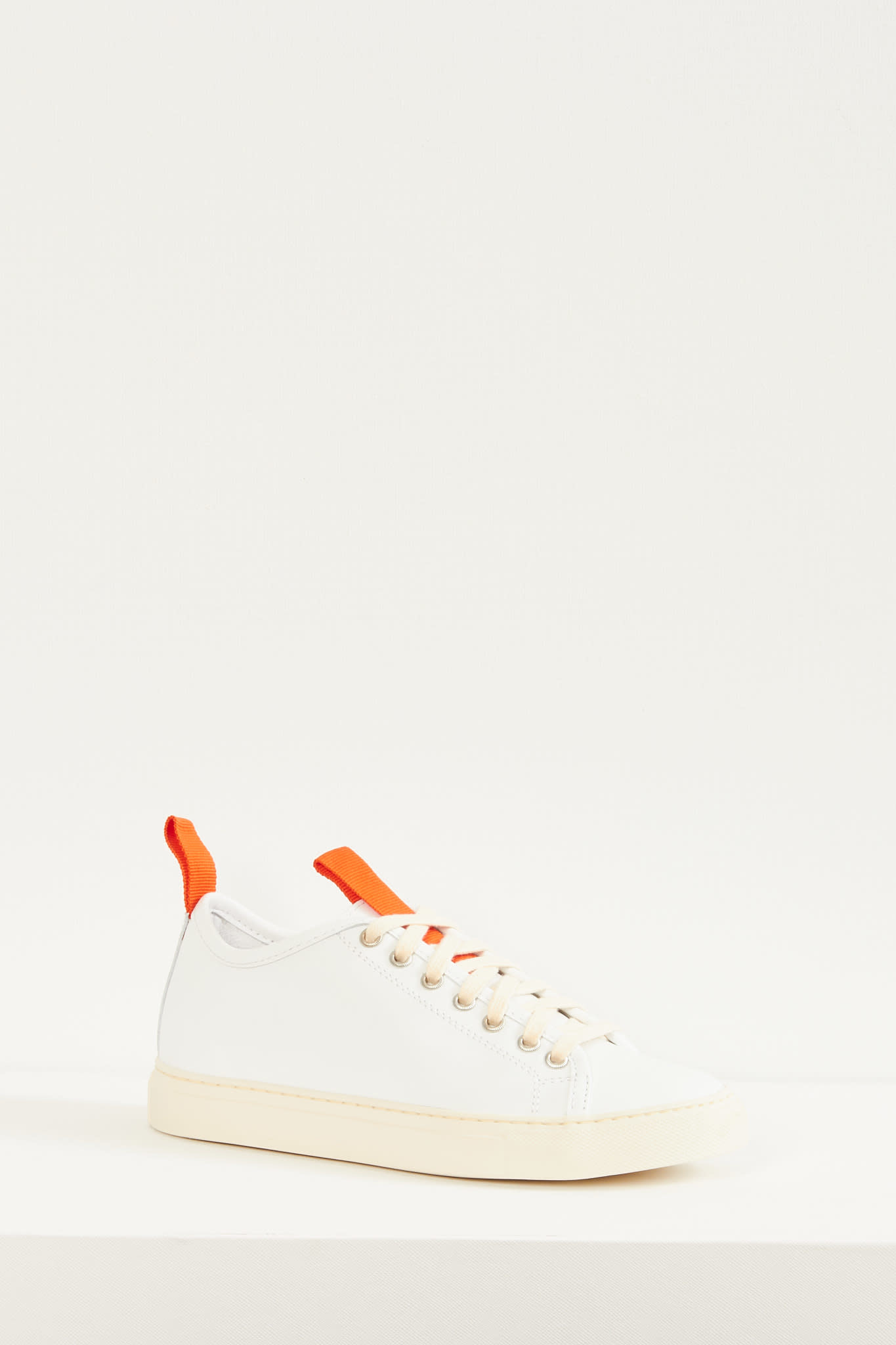 Sofie d'Hoore Fast nappa leather sneakers