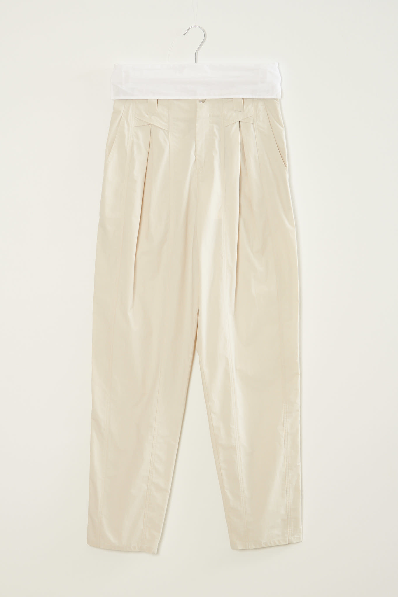 Isabel Marant - Kilandy timeless poplin trousers