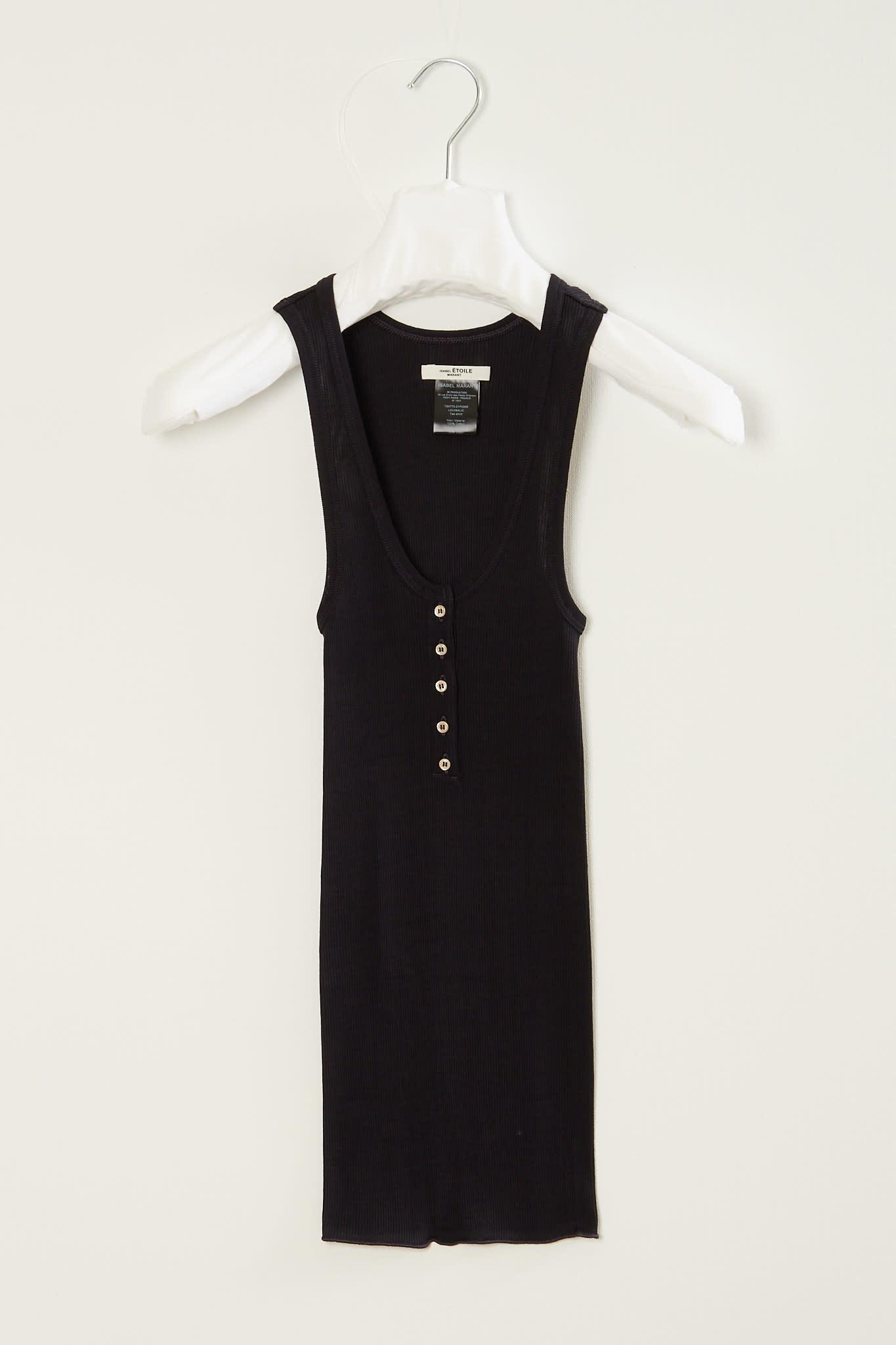 Etoile Isabel Marant - Louisalic lingerie tee shirt