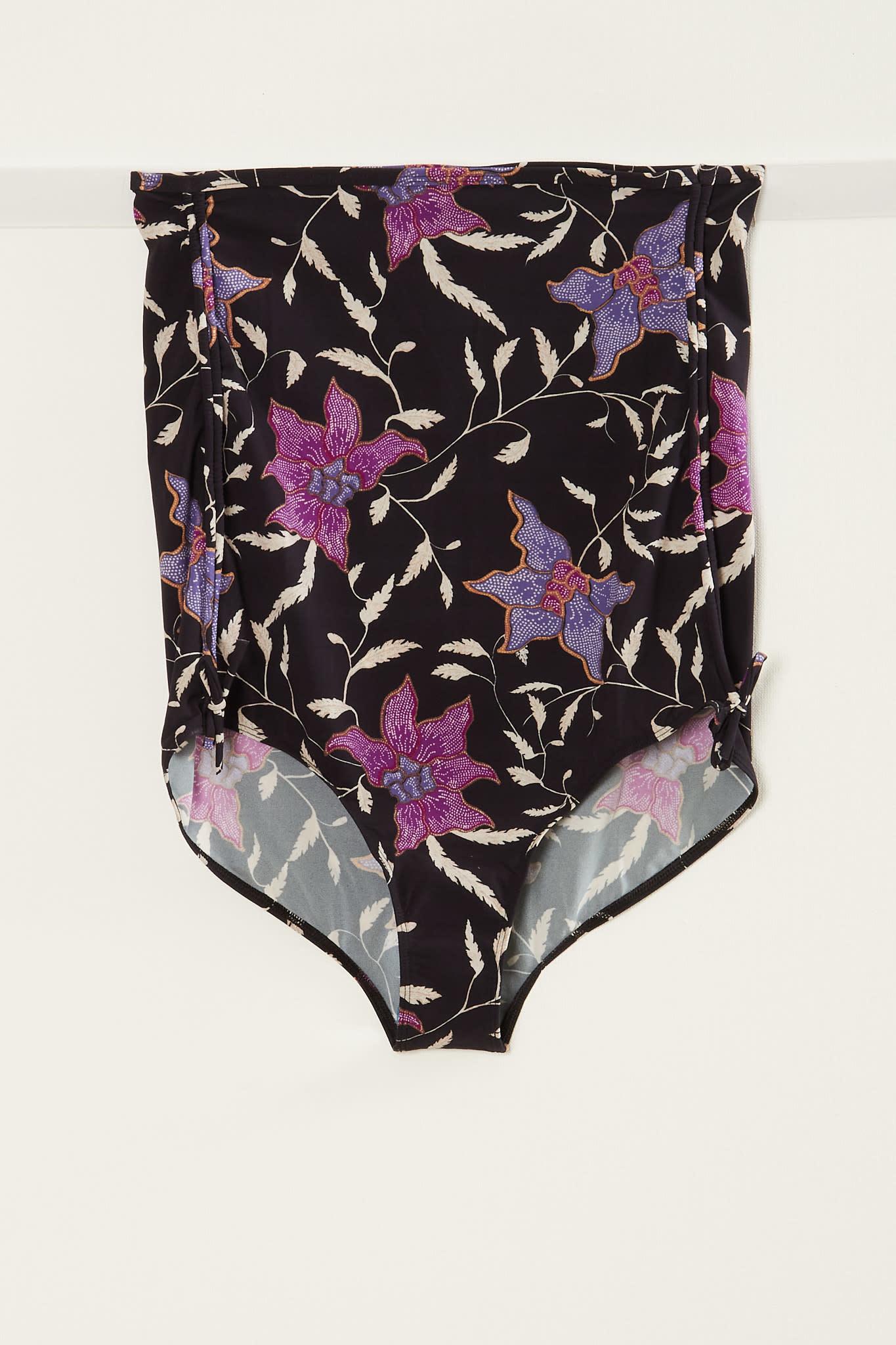 Etoile Isabel Marant - Nelaris floral swimwear panties