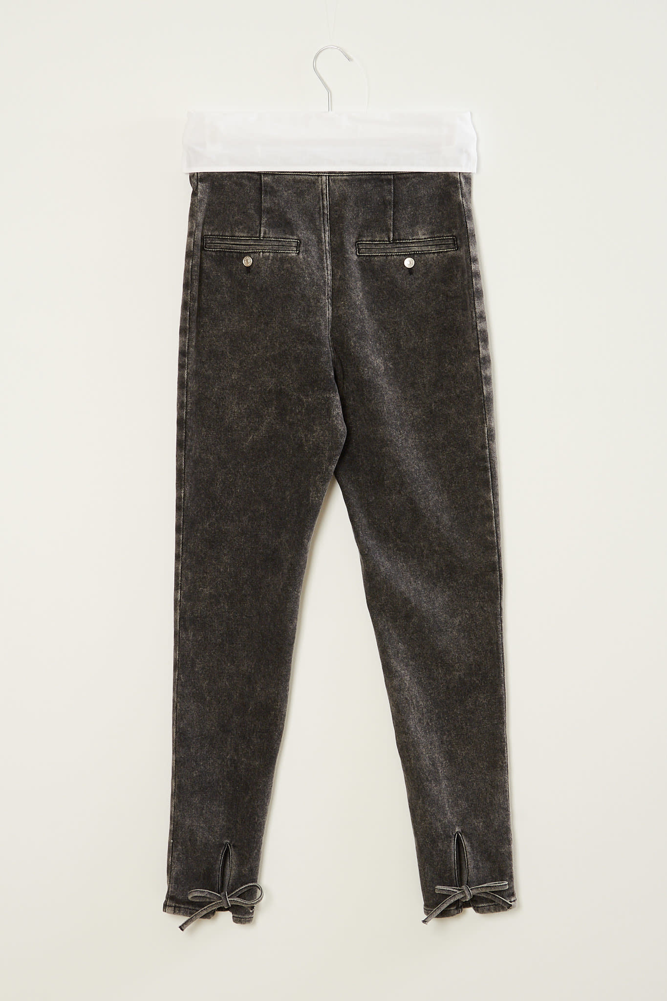 Isabel Marant - Nikino stretch denim trousers