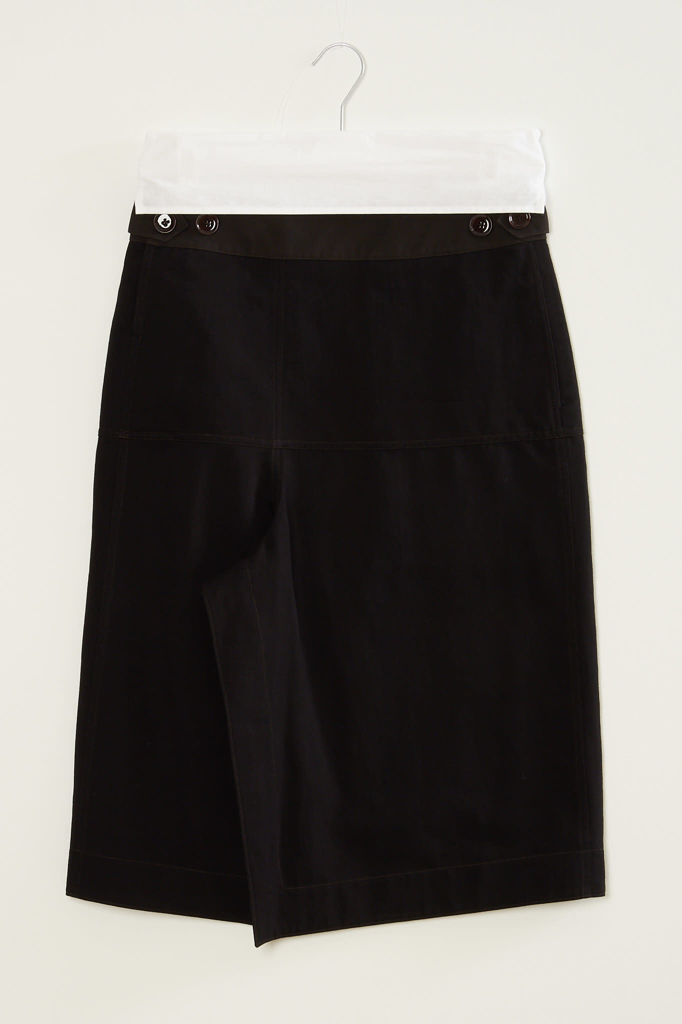Lemaire - Apron skirt