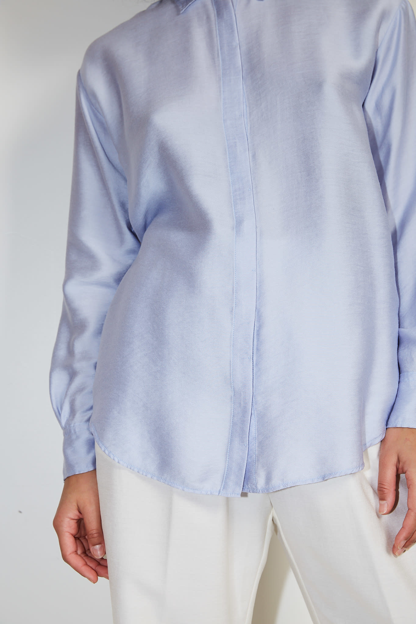 Forte Forte - Chic twill shirt