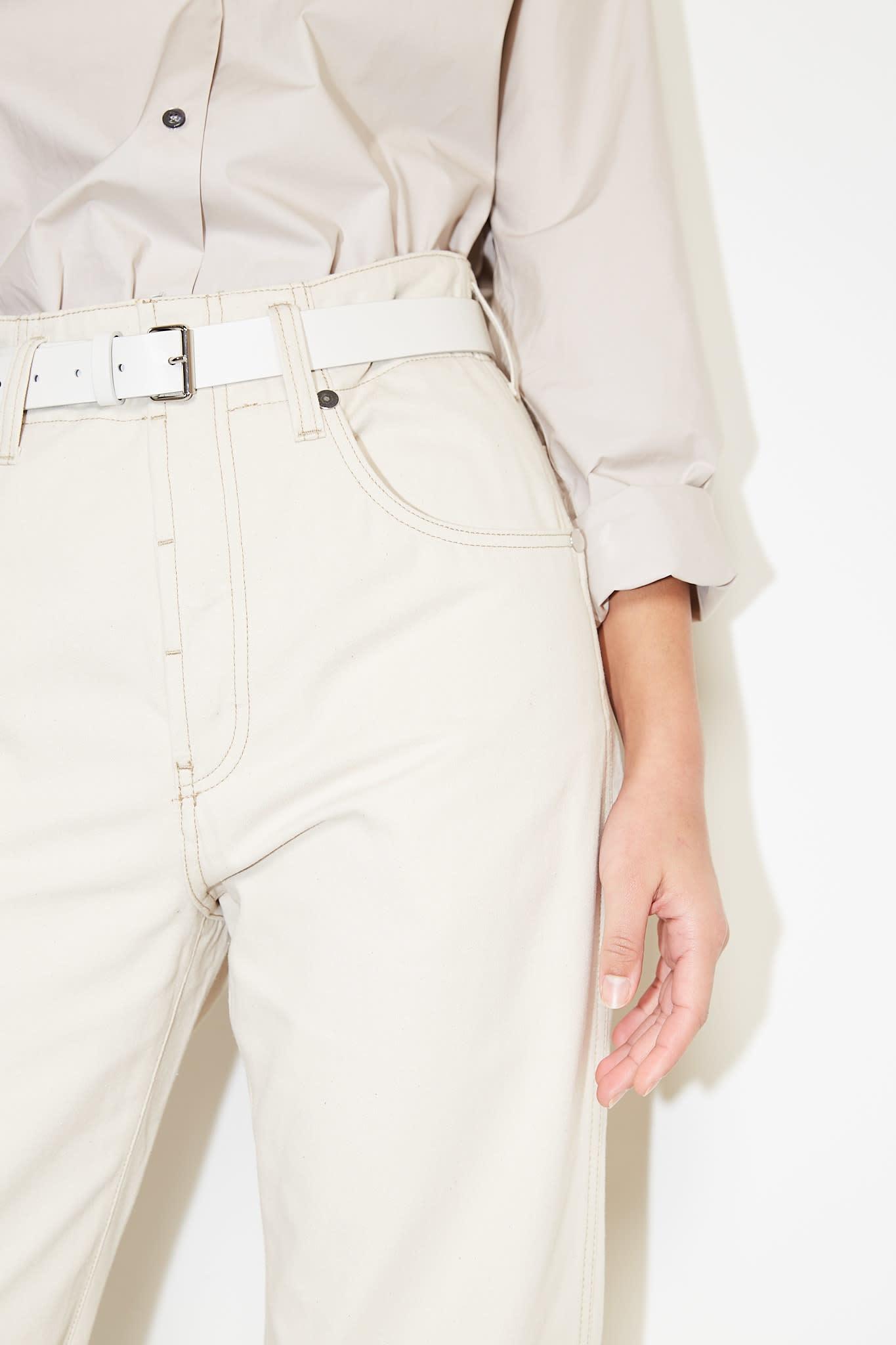 Sofie d'Hoore - Pollock light denim pants