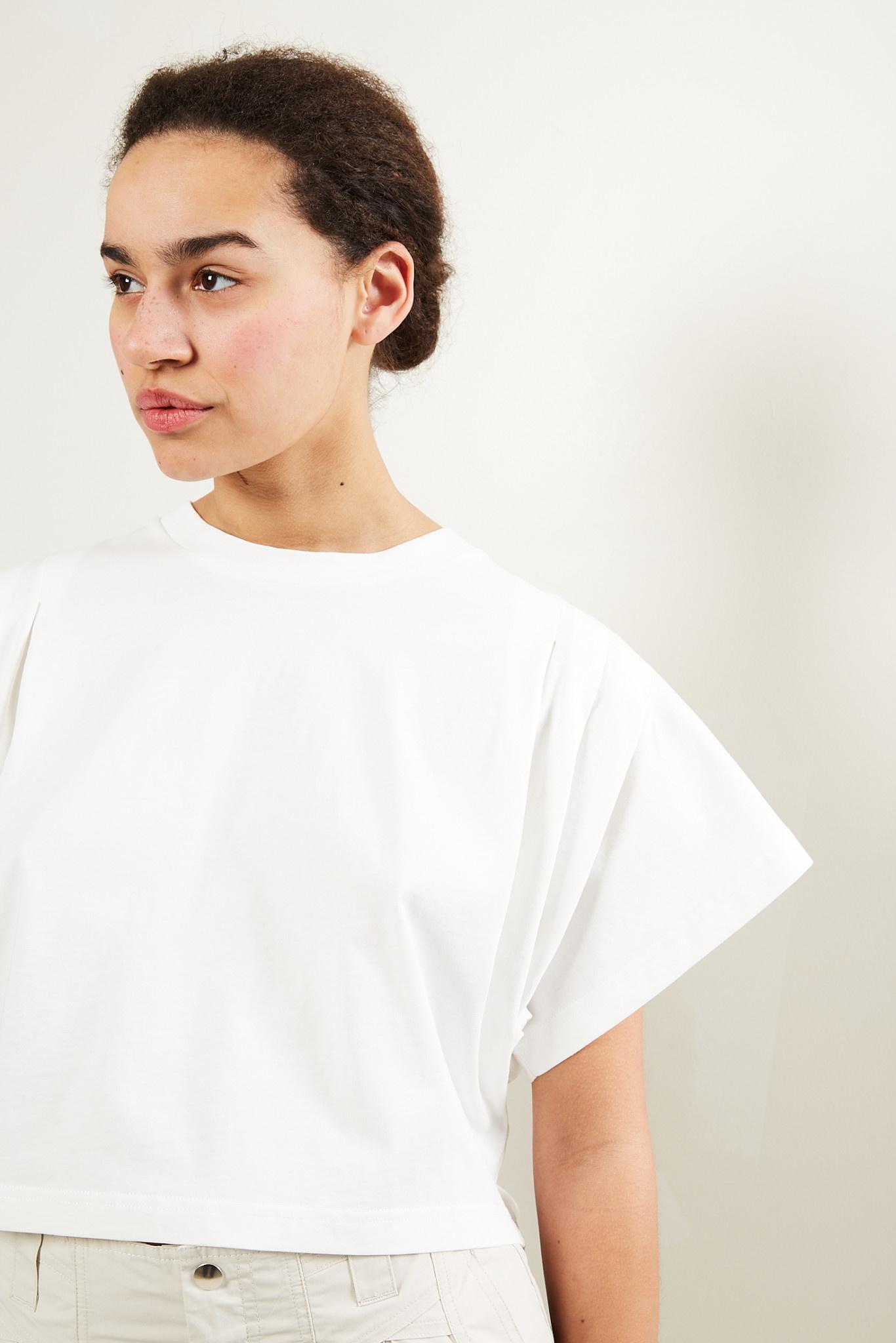 Isabel Marant - Zinalia colored jersey t shirt