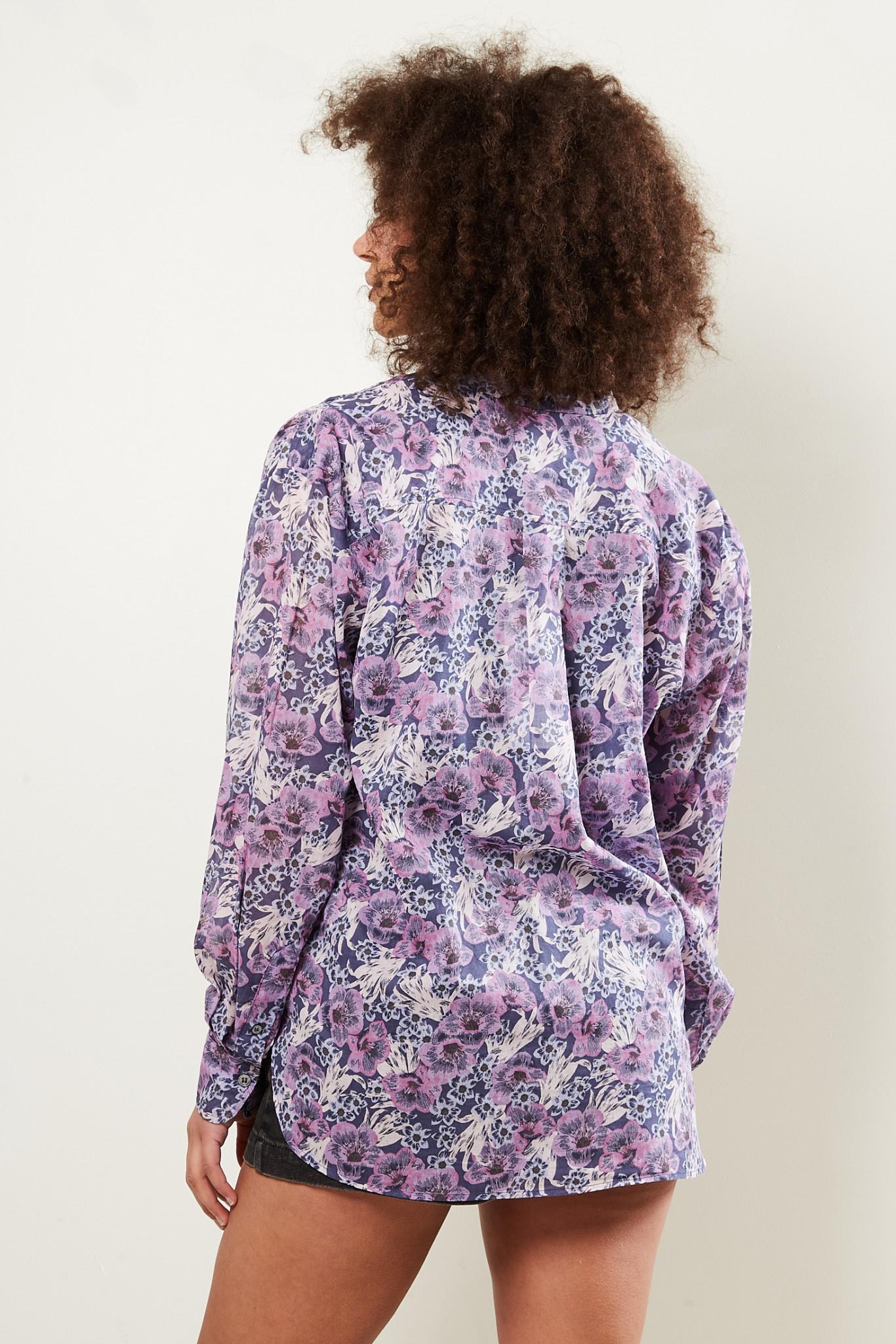 Etoile Isabel Marant - Mexika printed shirt