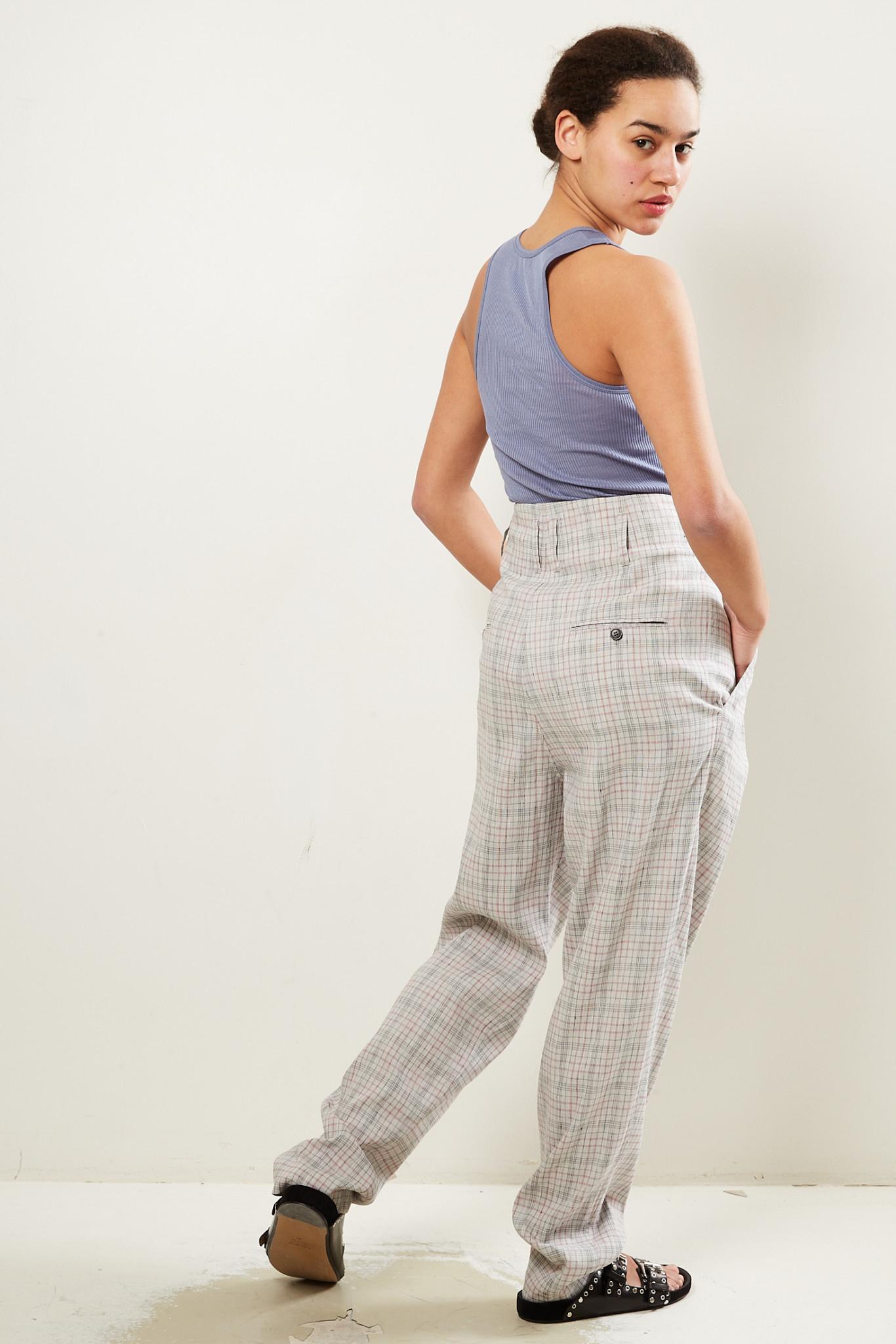 Etoile Isabel Marant - Magali costard trousers
