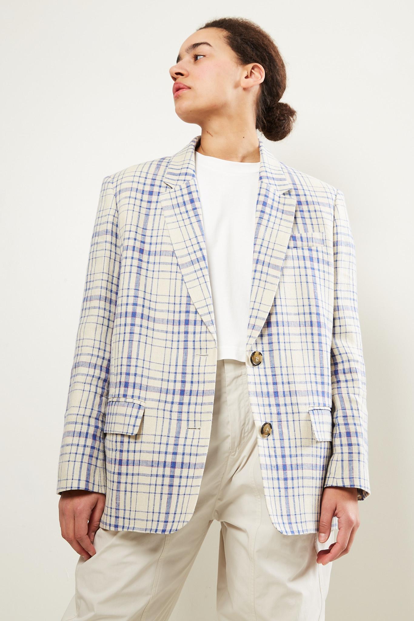 Etoile Isabel Marant - Ilindae linen coat jacket