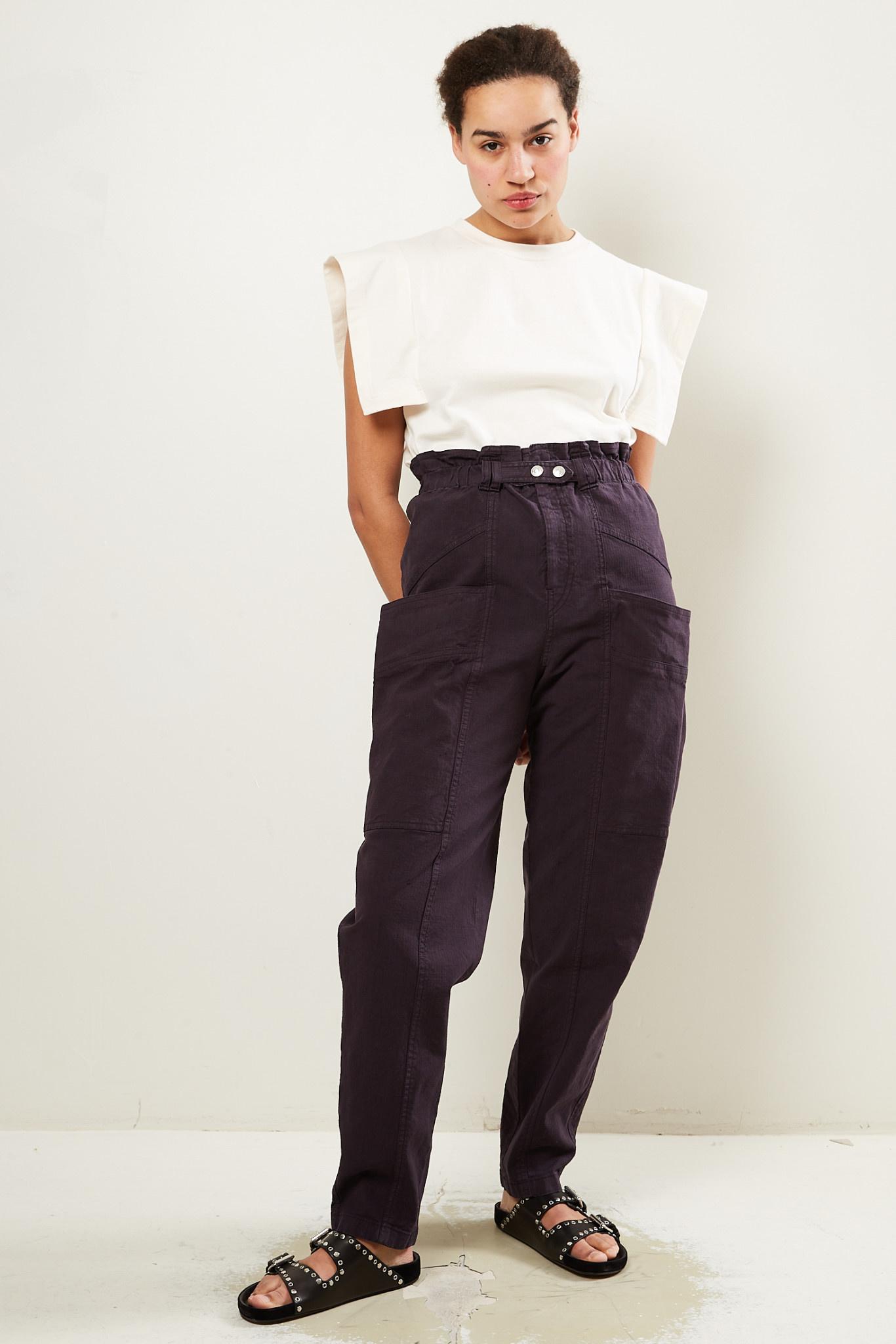 Isabel Marant - Enucie ripstop pants