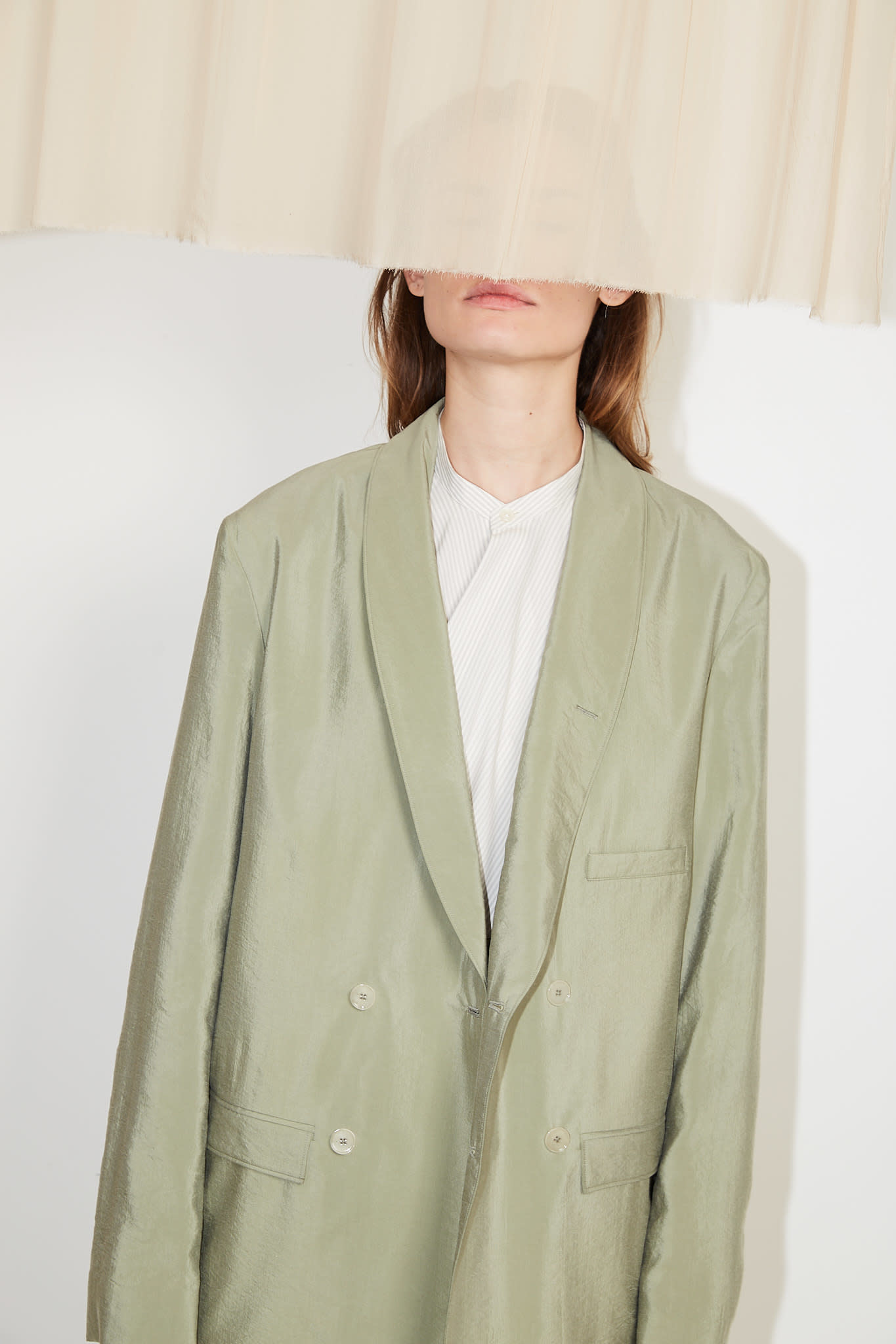 Lemaire Belted db jacket
