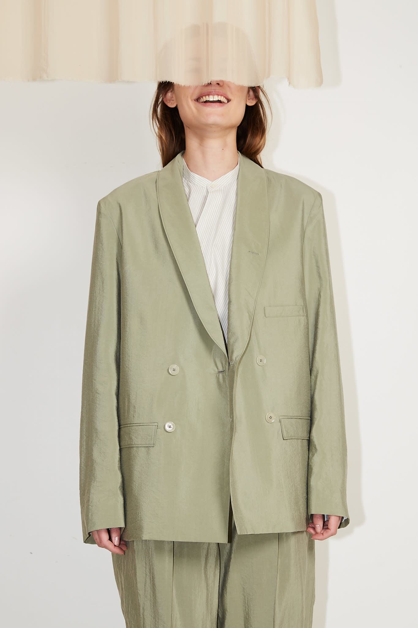 Lemaire - Belted db jacket