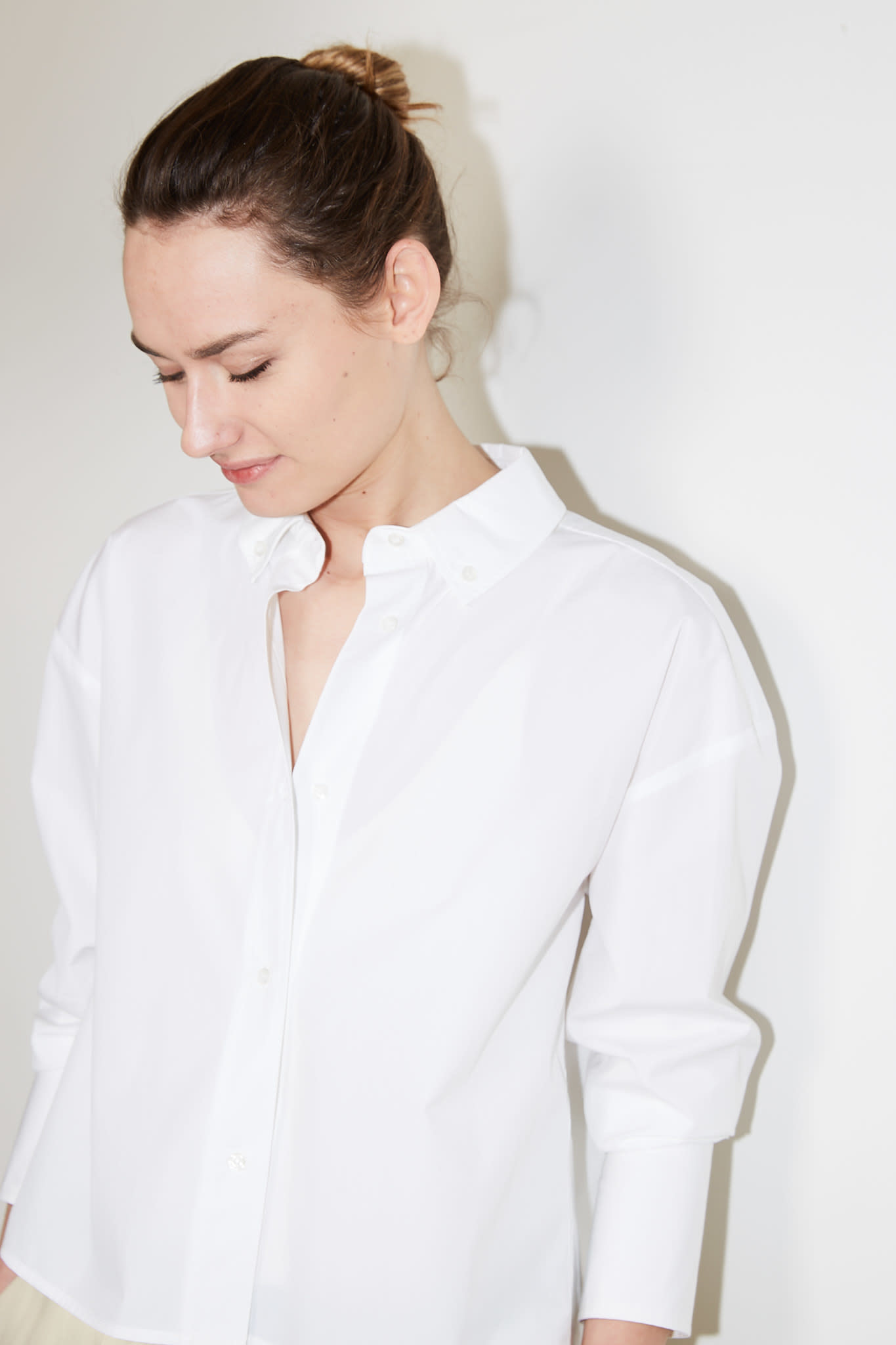 loulou studio - Pulau cotton shirt