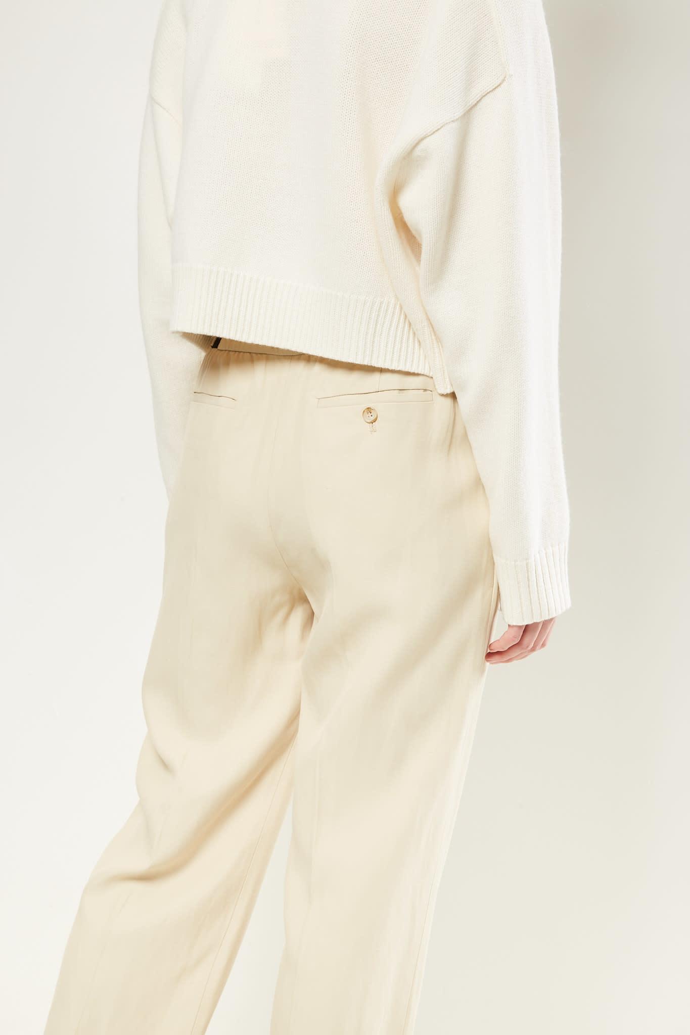 loulou studio - Takaroa elastic pants