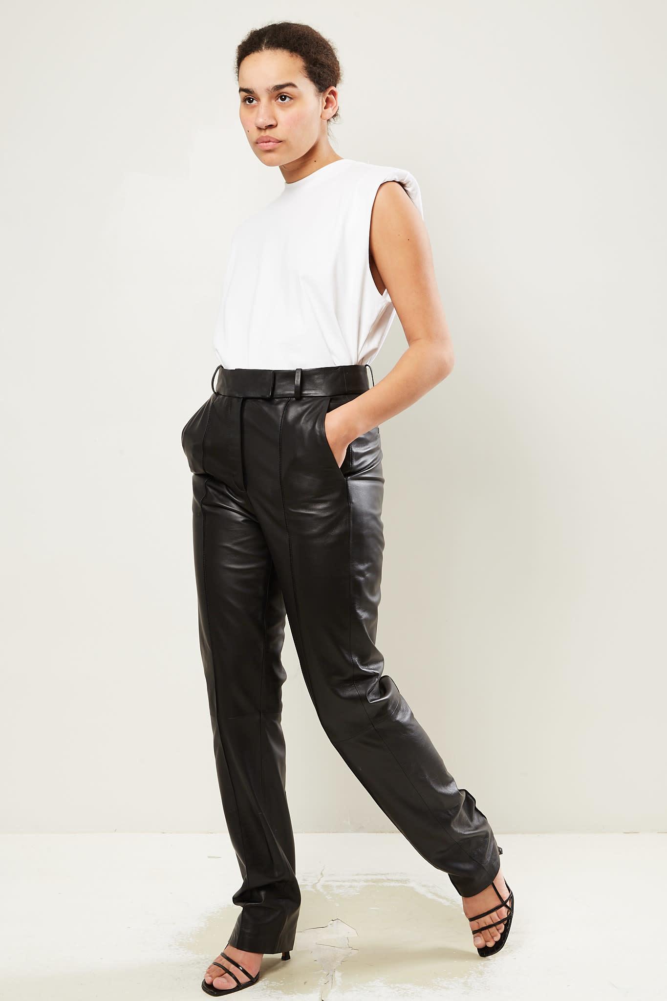 Frenken - Cast trousers
