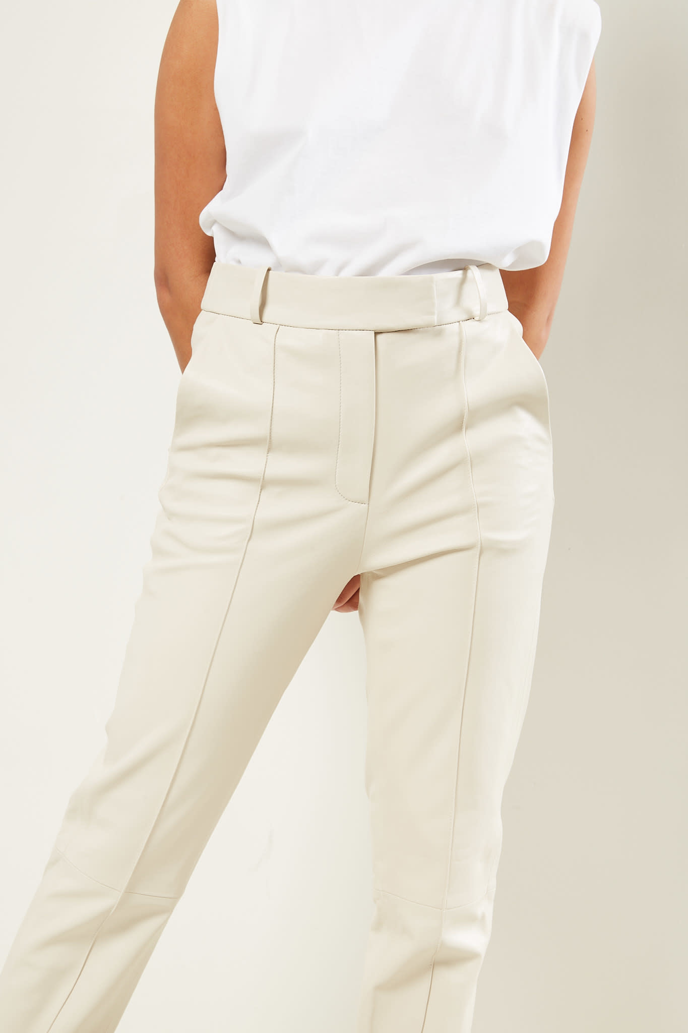 Frenken - Cast trousers