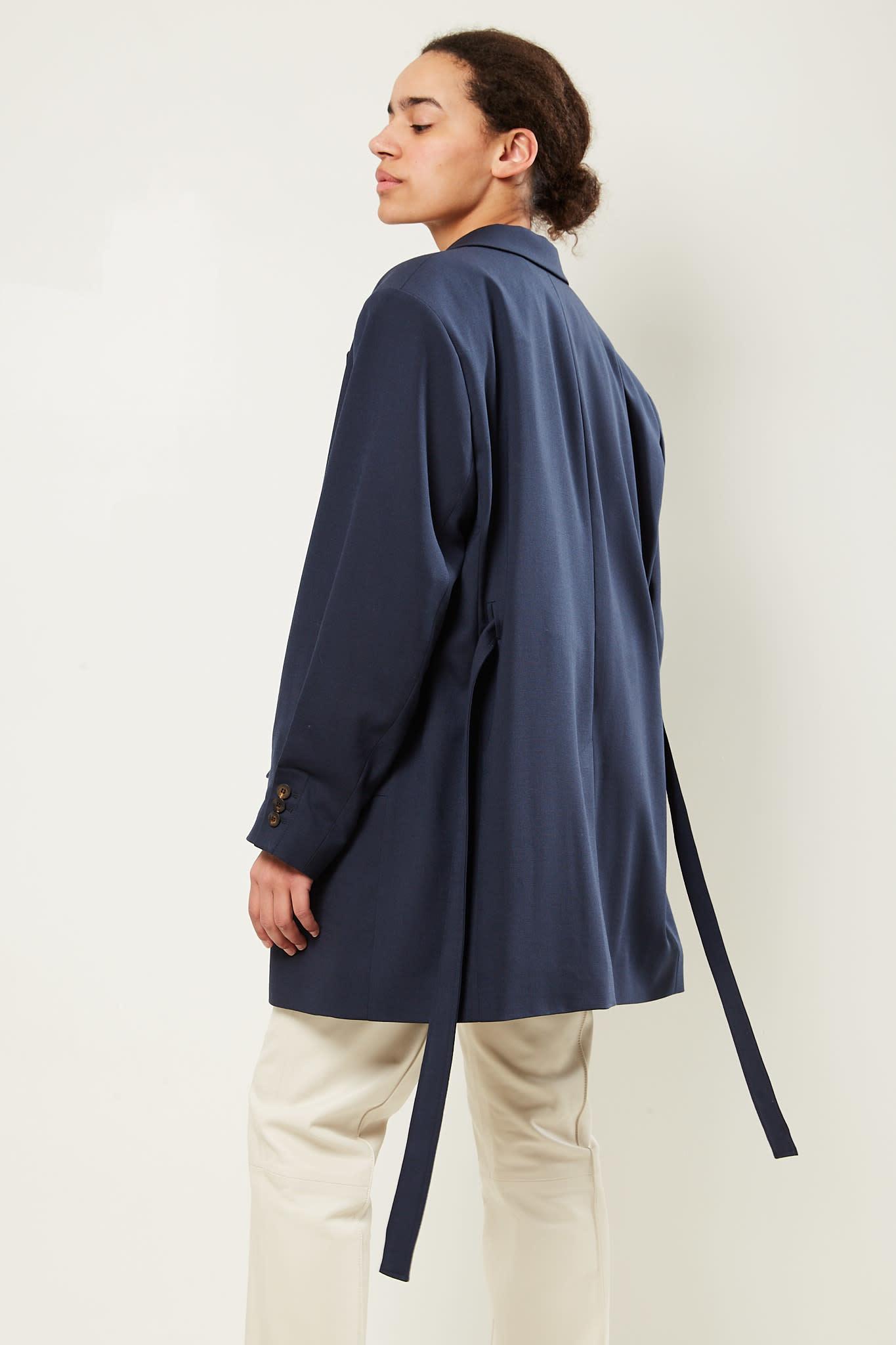 Frenken - Drop Out light wool suiting blazer