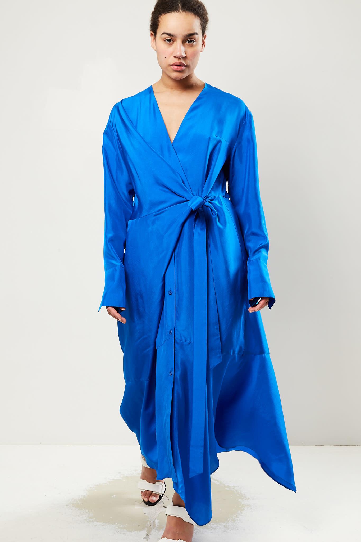 Christian Wijnants - Dunya wrap dress