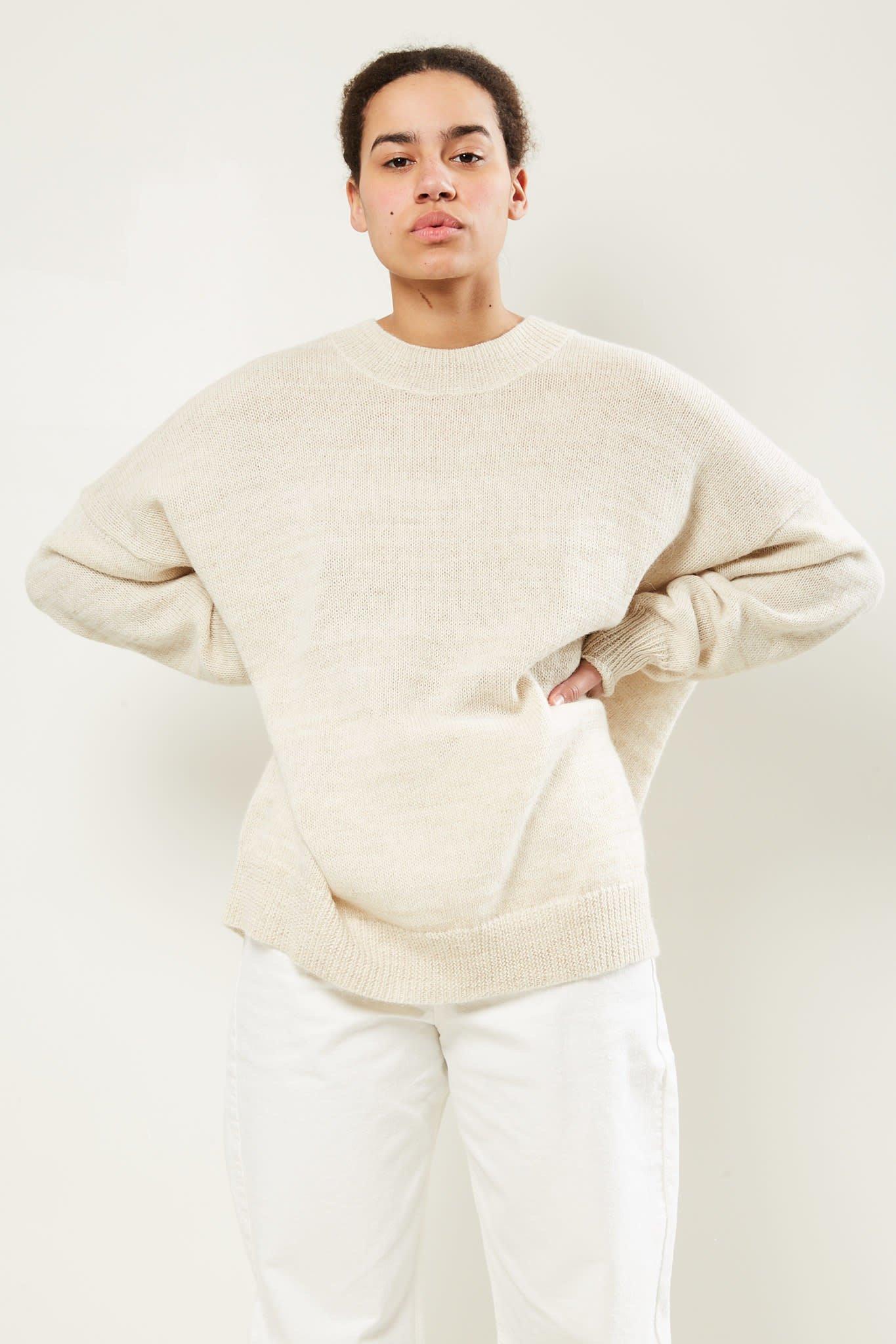 Etoile Isabel Marant Gae alpaca knit sweater