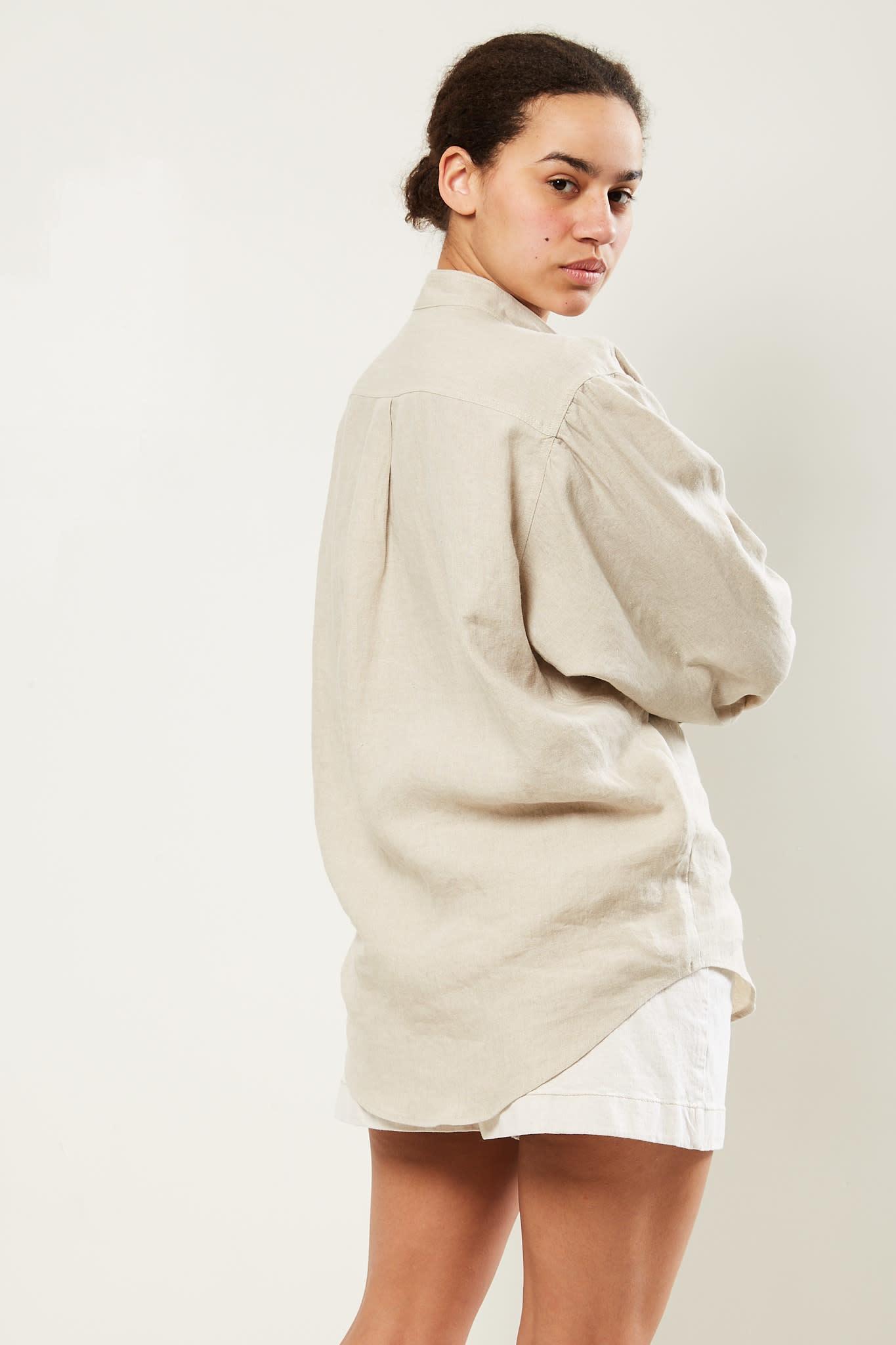 Etoile Isabel Marant - Nauru chambray top